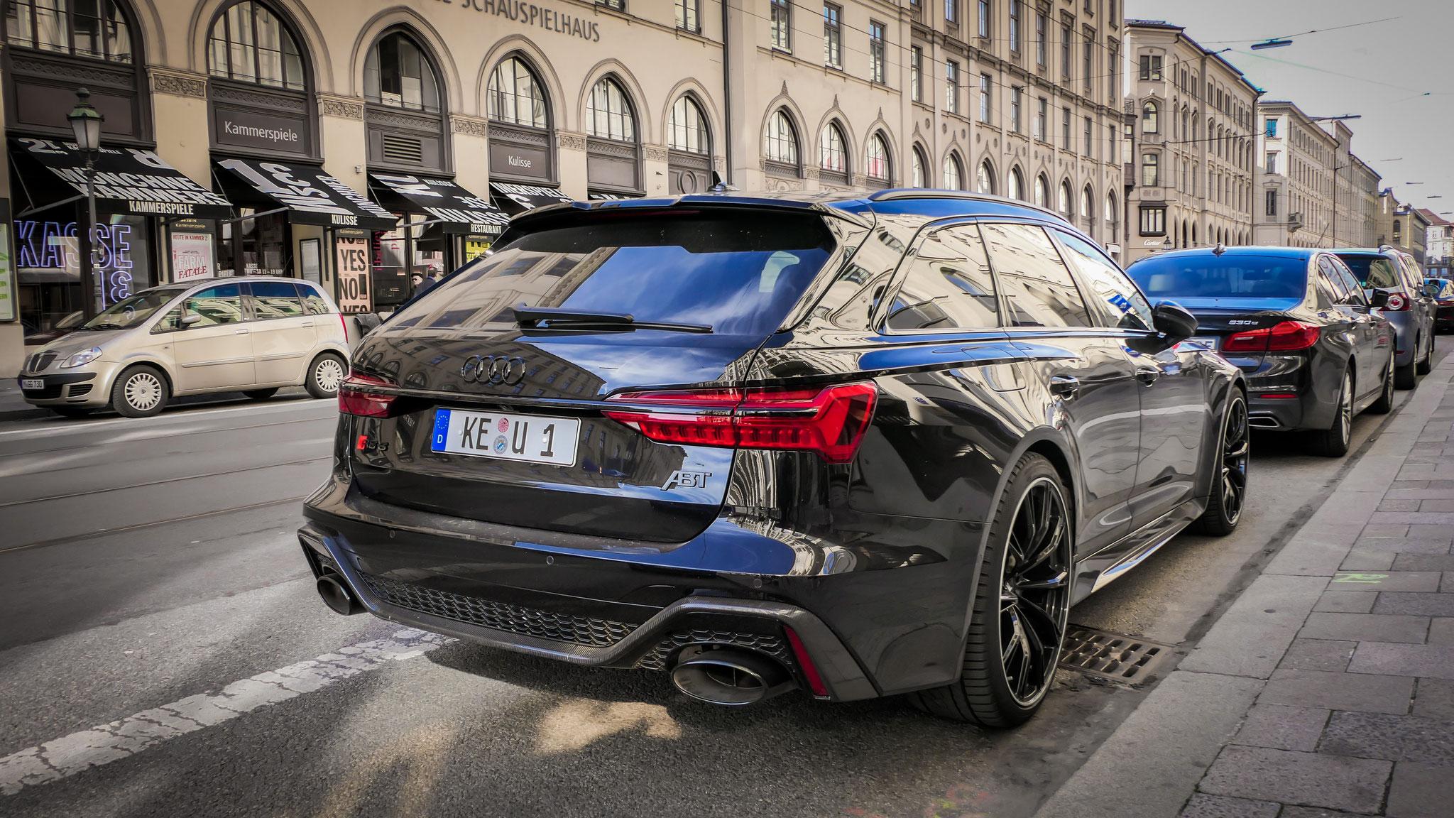 Audi RS6 Abt - KE-U-1