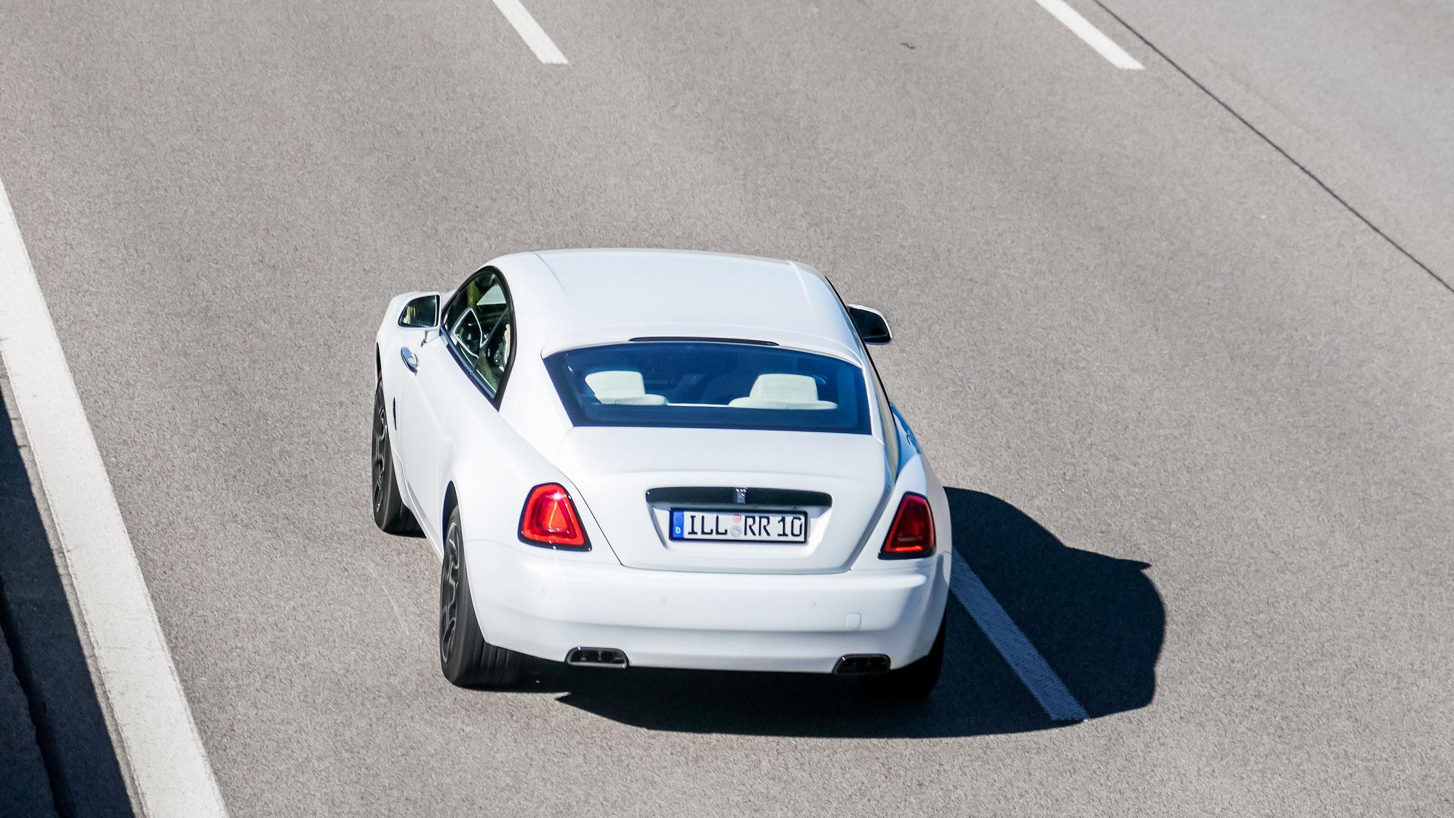 Rolls Royce Wraith - ILL-RR-10