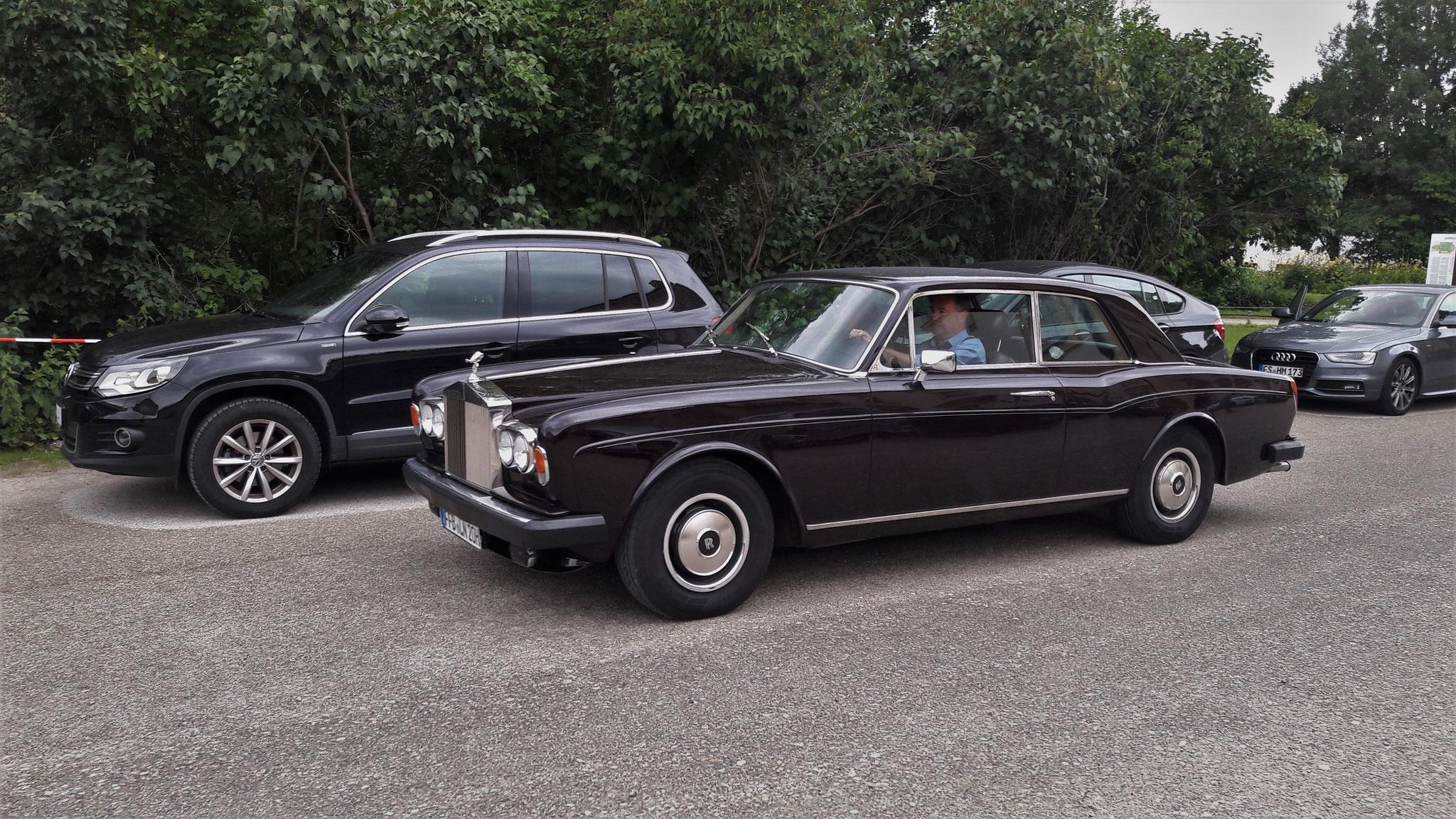 Rolls Royce Corniche - FFB-LN-20H