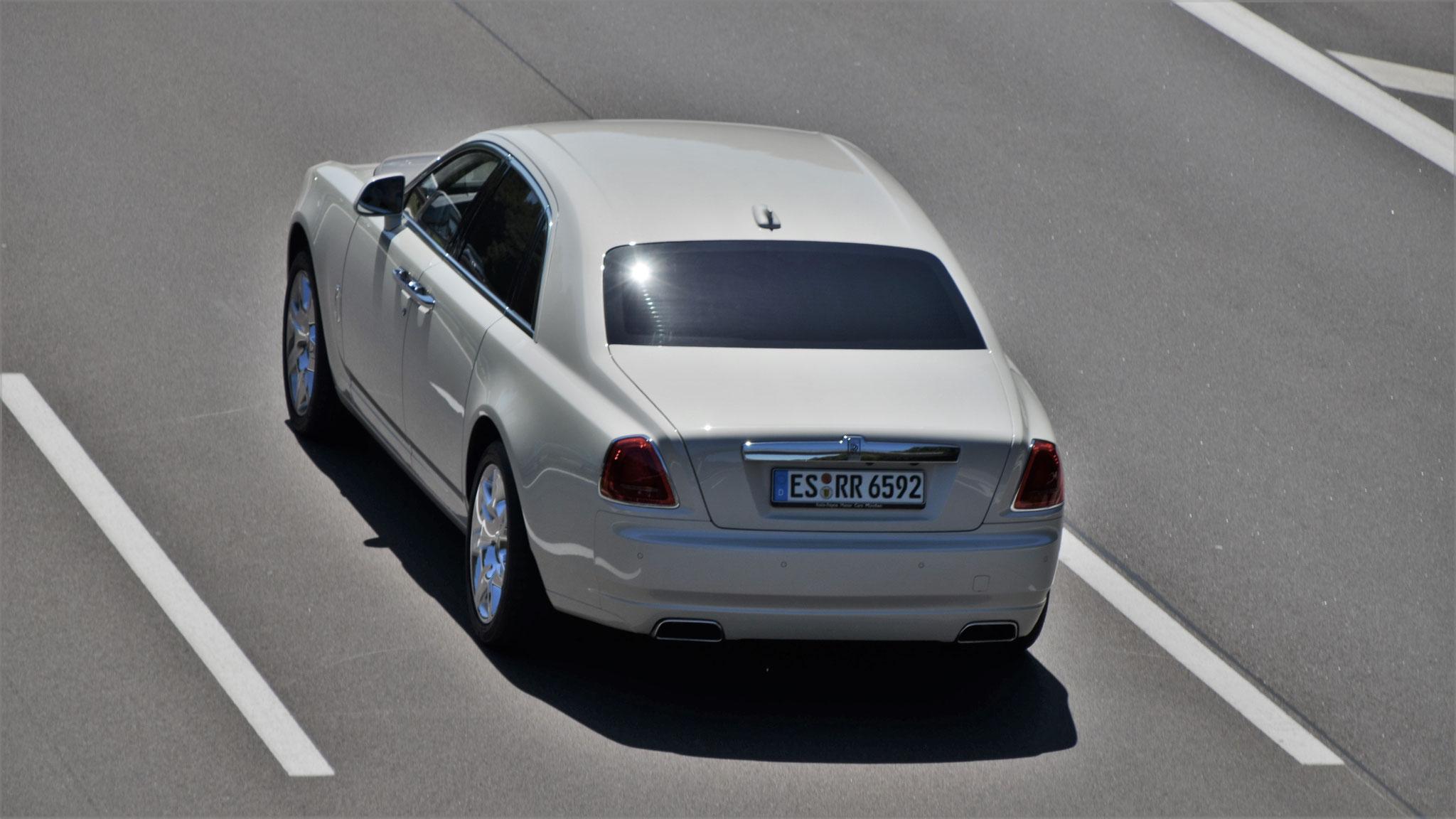 Rolls Royce Ghost - ES-RR-6592