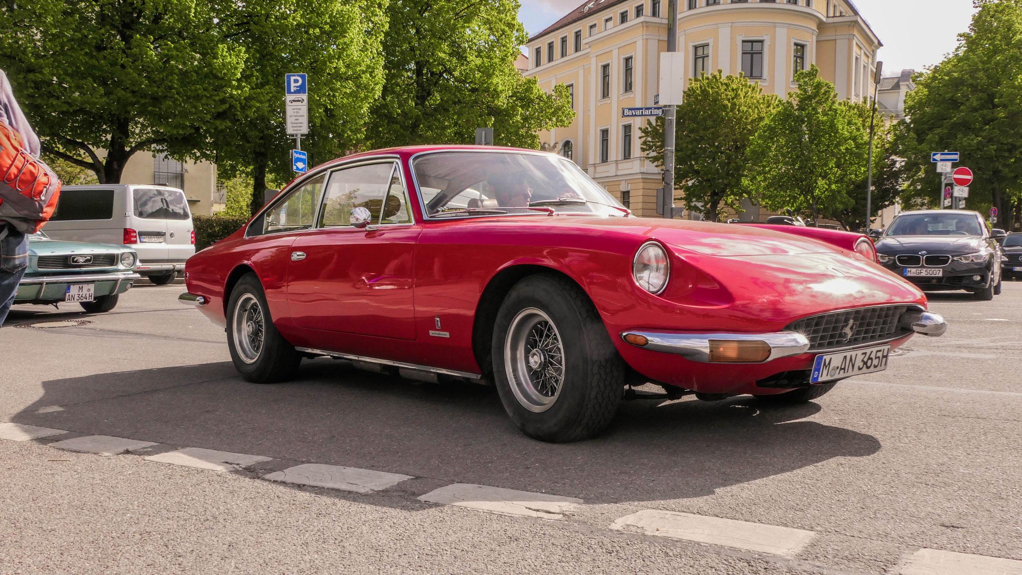 Ferrari 365 GT 2+2 - M-AN-365H