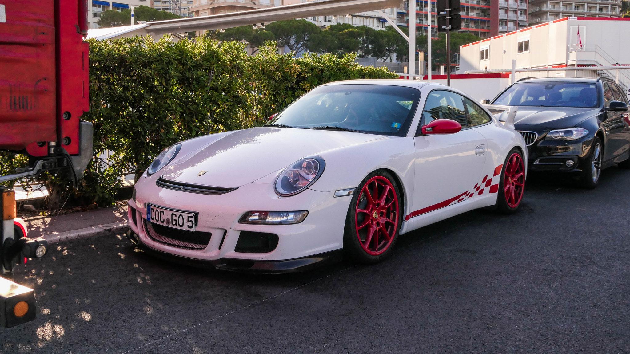 Porsche GT3 997 - COC-GO-5