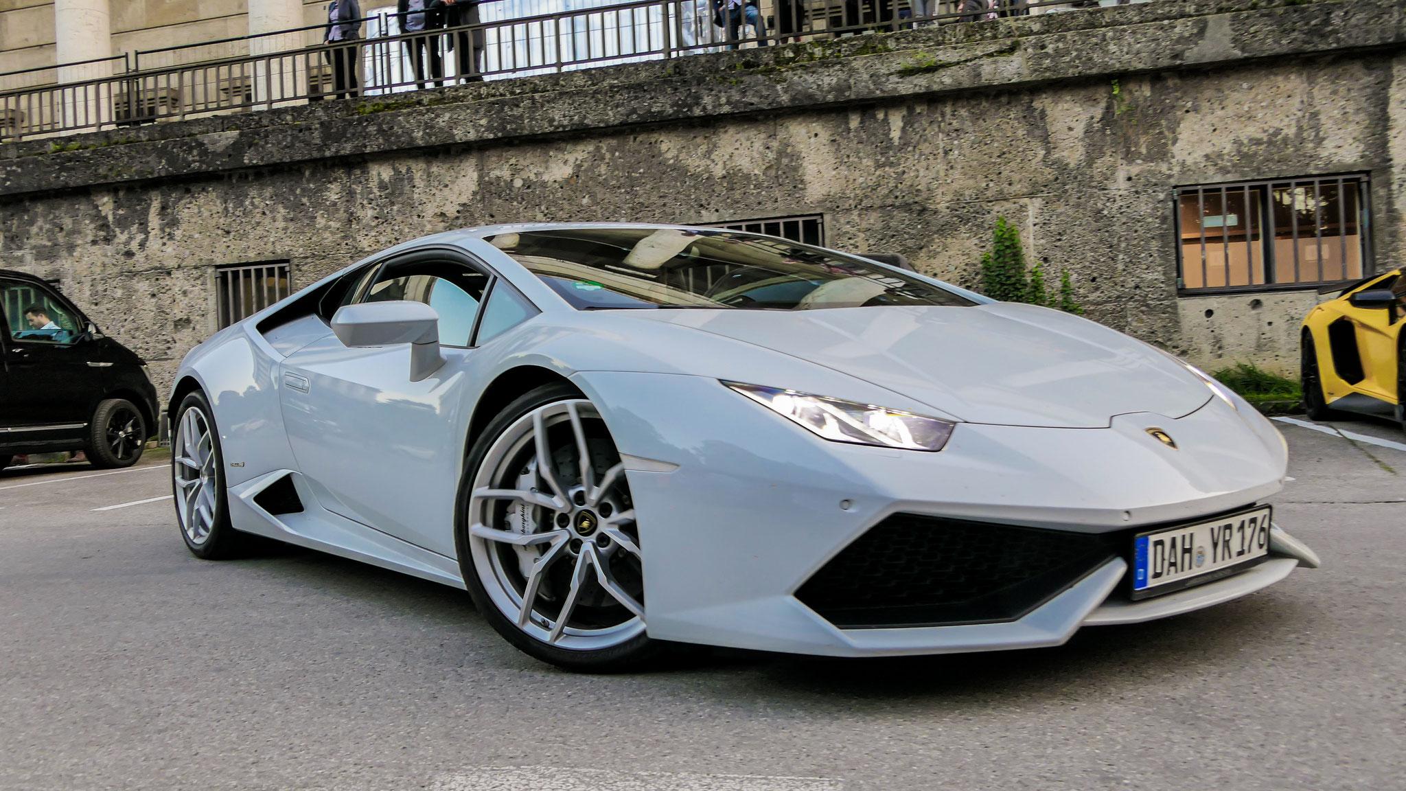 Lamborghini Huracan - DAH-YR-176