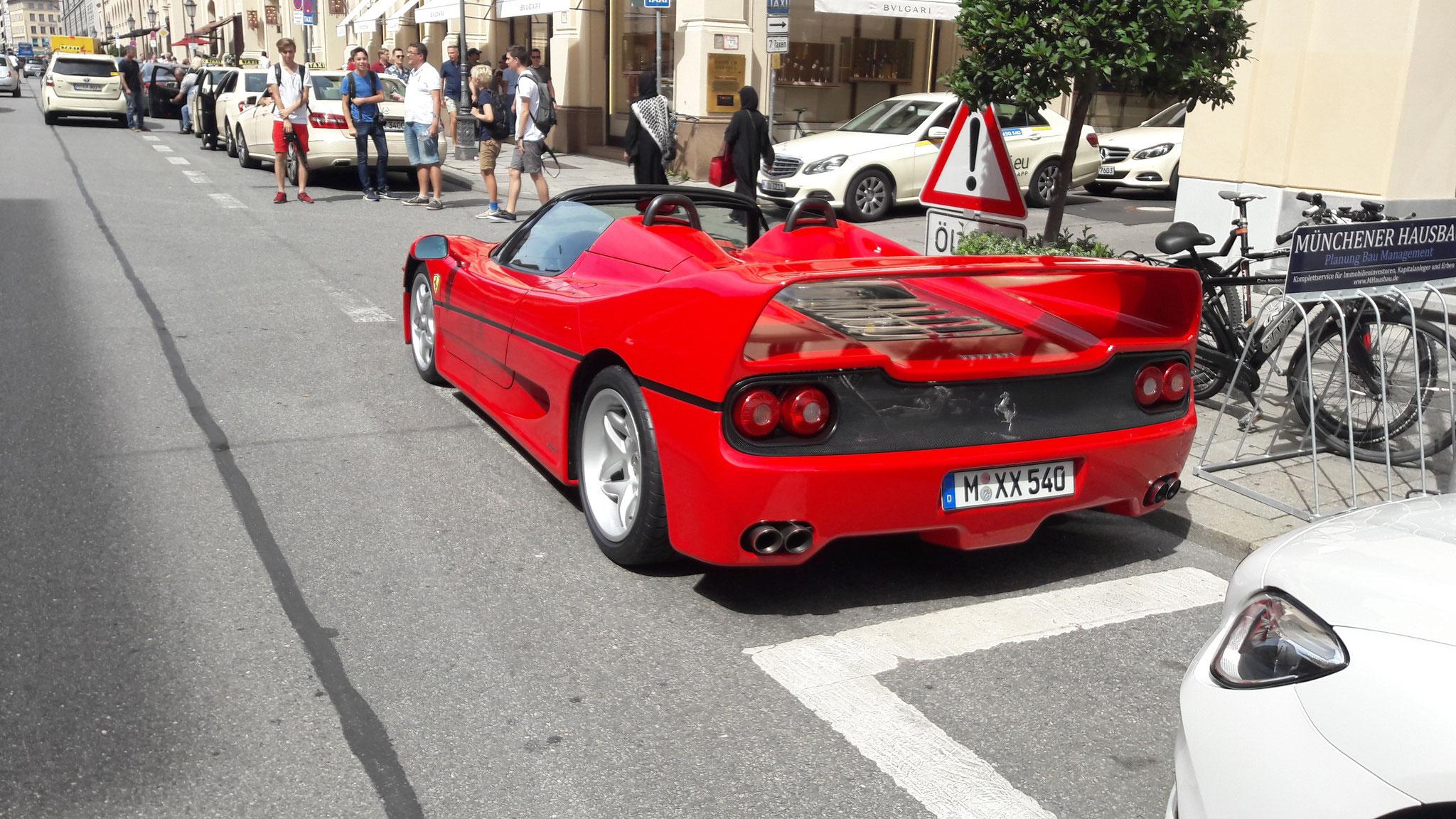 Ferrari F50 - M-XX-540
