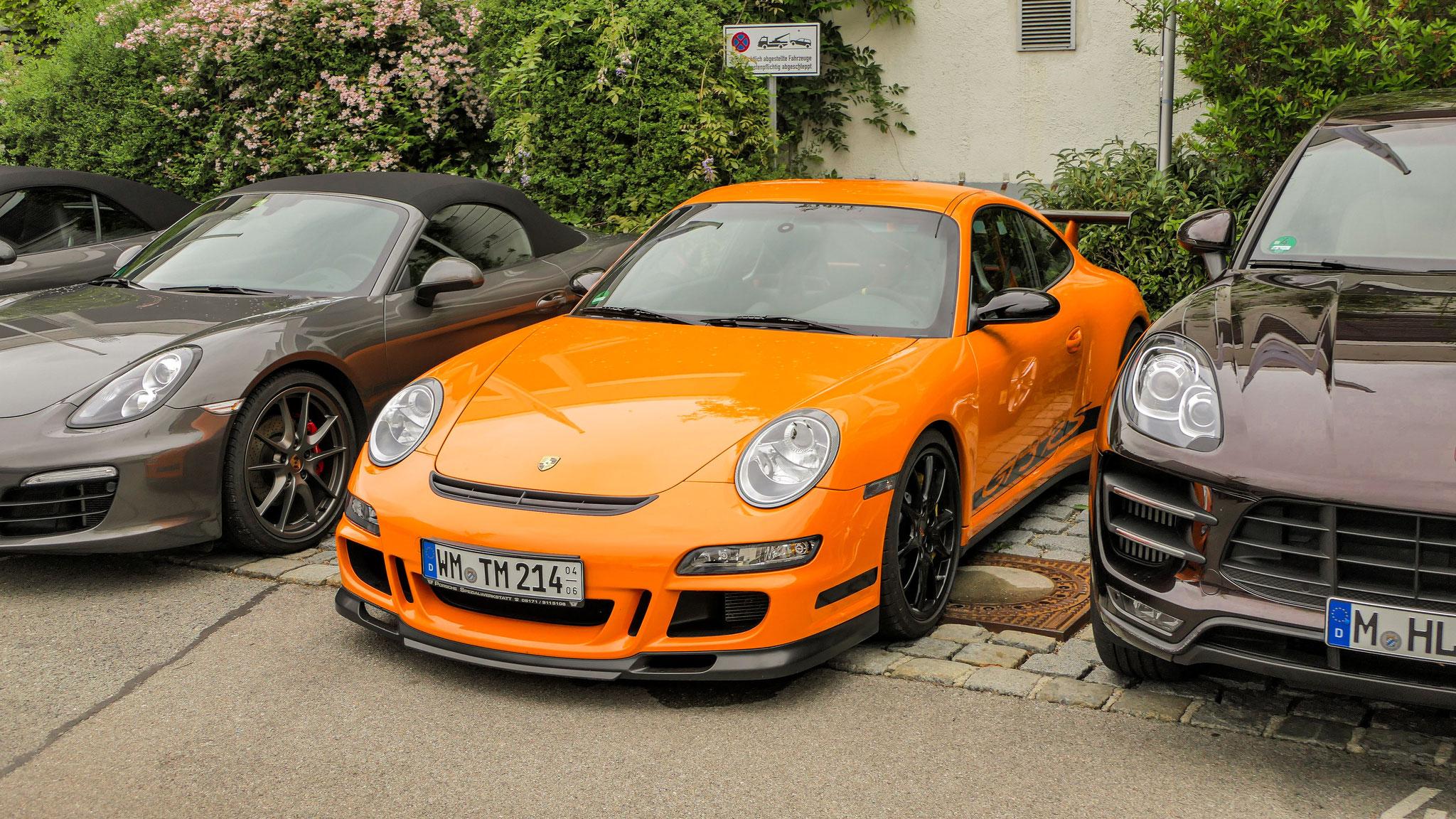 Porsche 911 GT3 RS - WM-TM-214