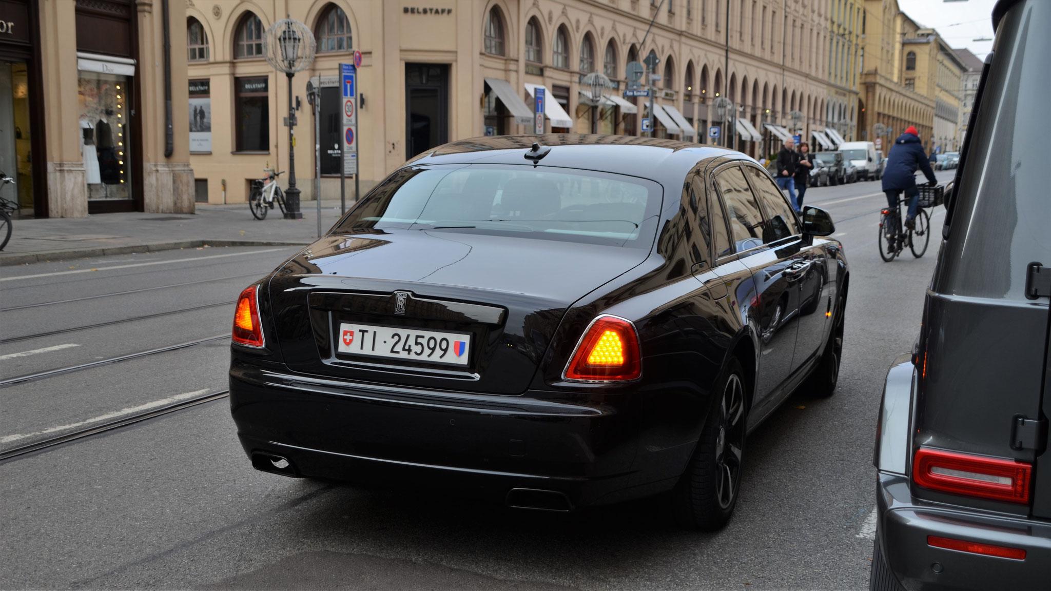 Rolls Royce Ghost Series II - TI-24599