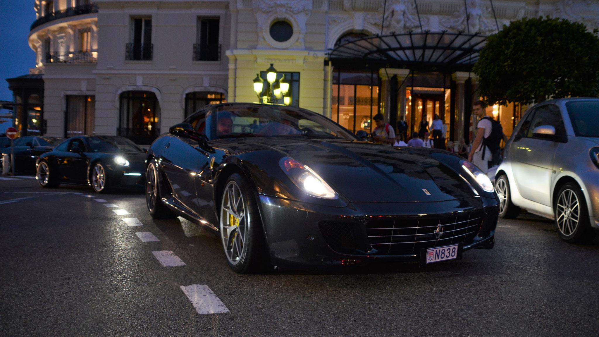 Ferrari 599 GTB - N838 (MC)
