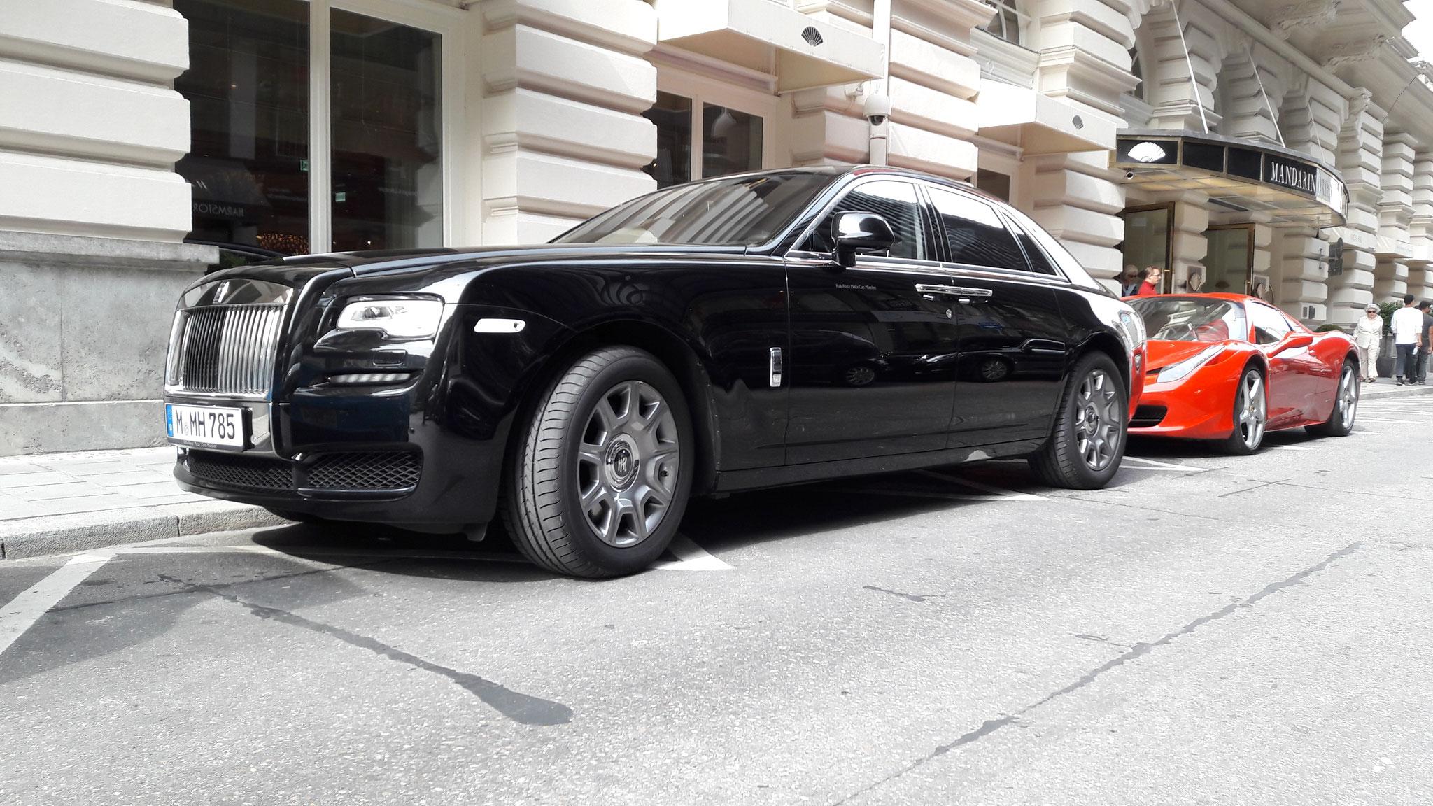 Rolls Royce Ghost Series II - M-MH-785