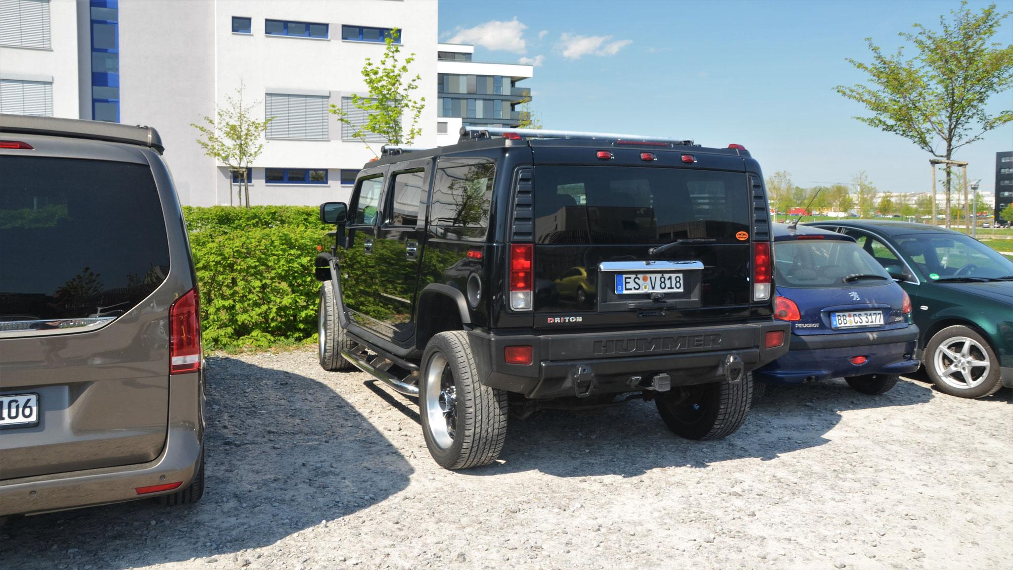 Hummer H2 - ES-V-818
