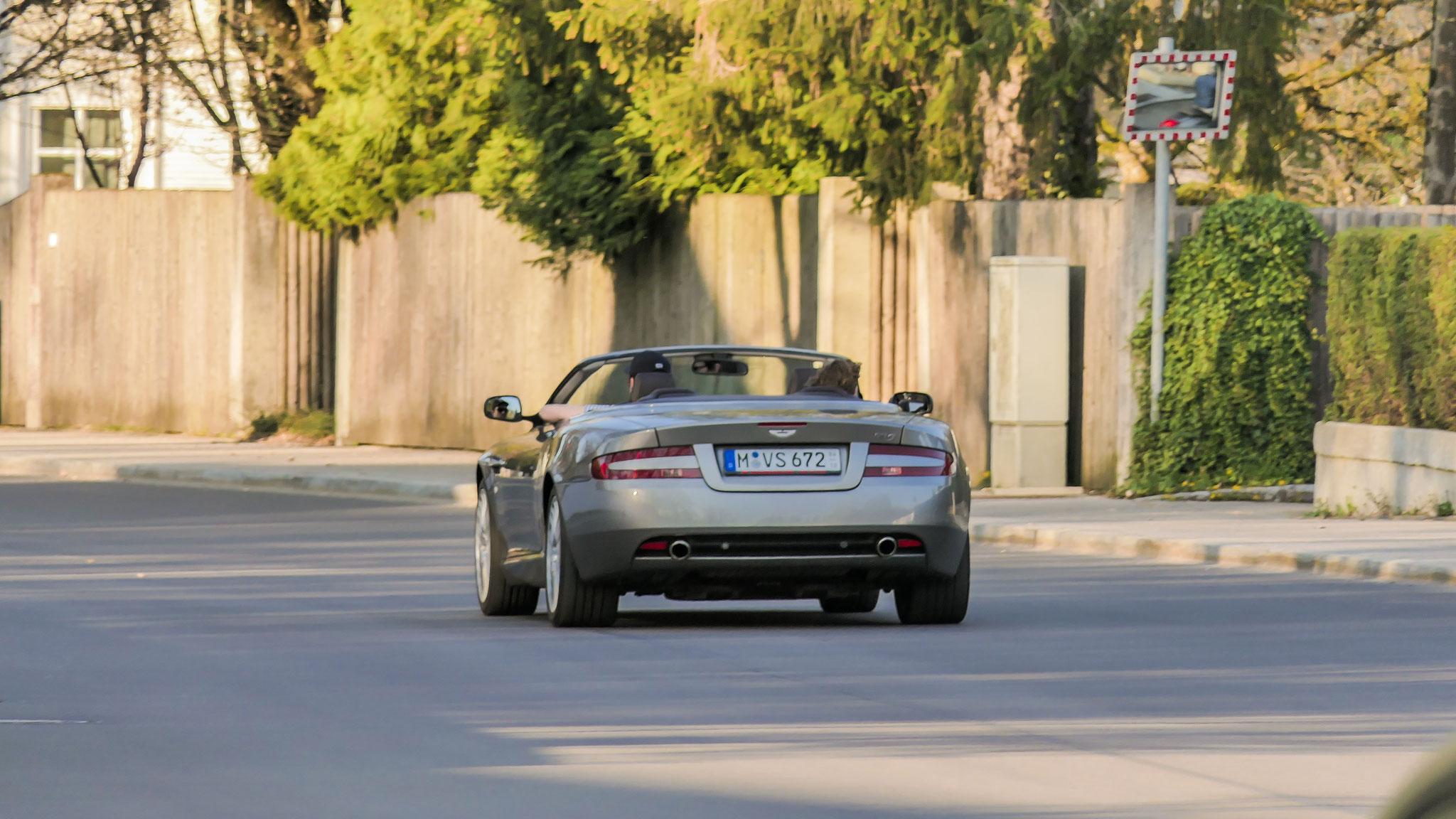 Aston Martin DB9 Volante - M-VS-672