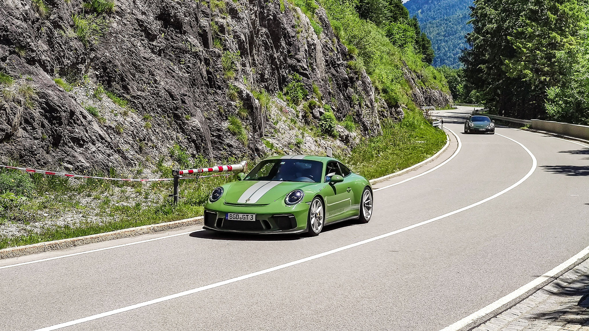 Porsche 991 GT3 Touring Package - BGD-GT-3