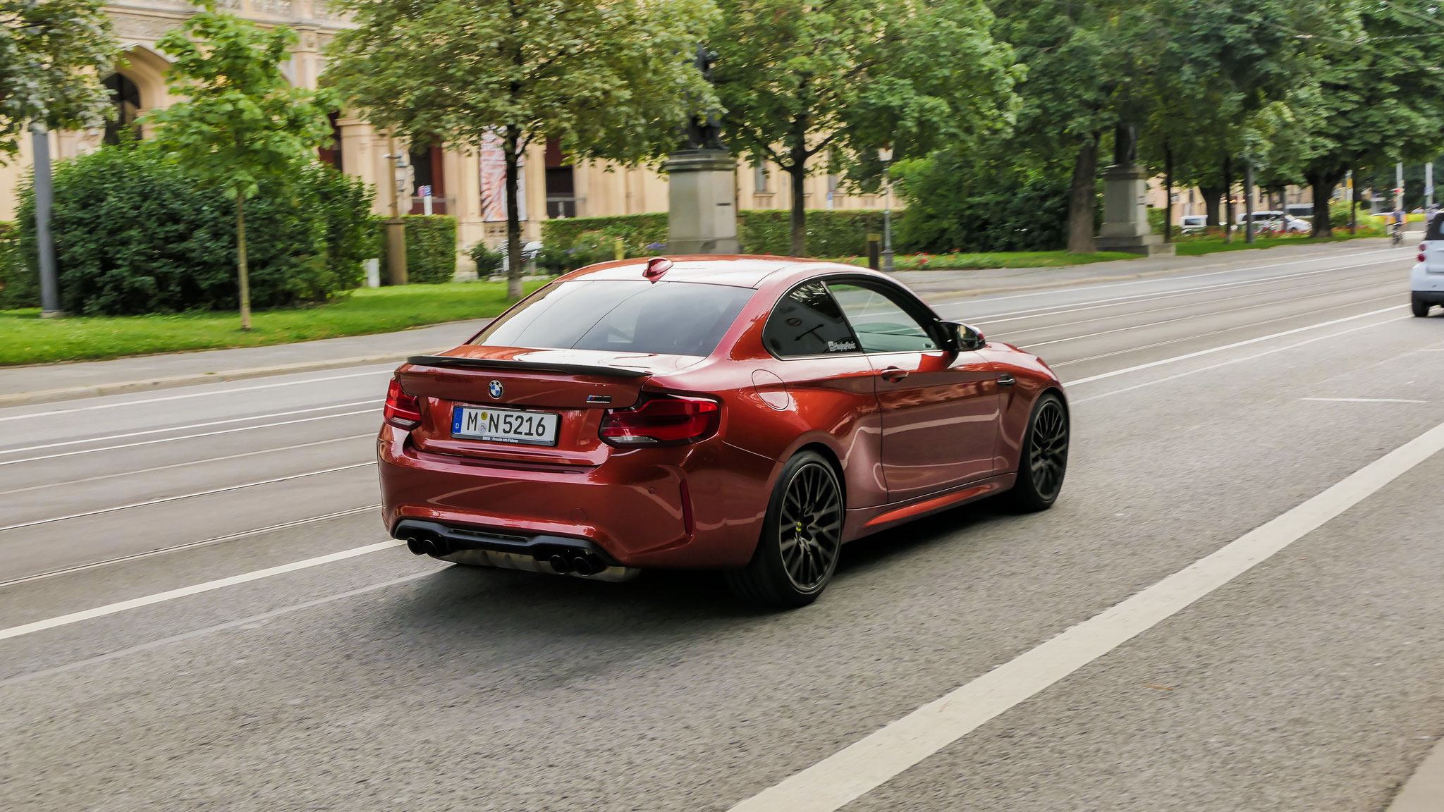 BMW M2 Competition - M-N-5216