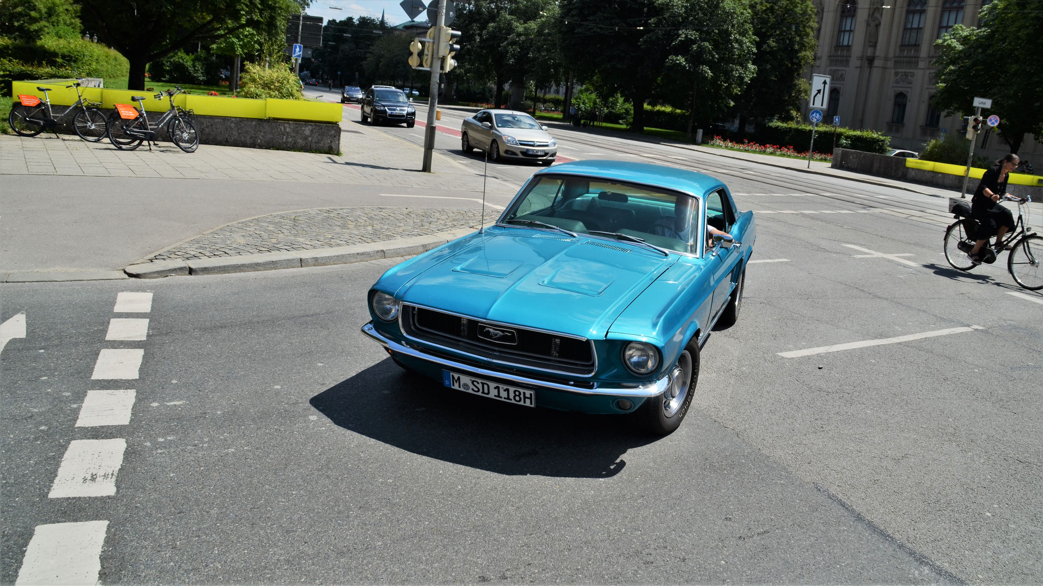 Mustang I - M-SD-118H