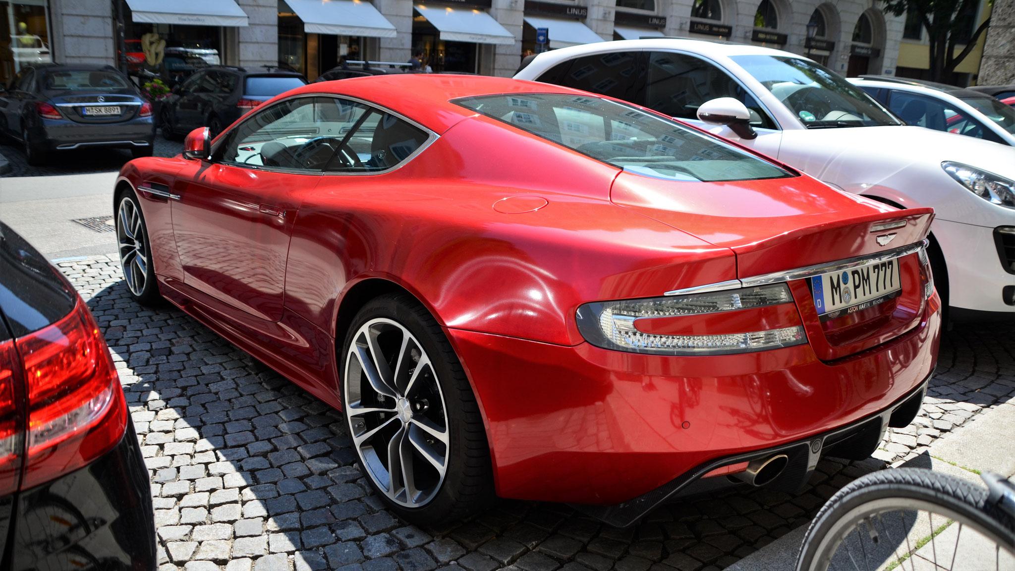 Aston Martin DBS - M-PM-777