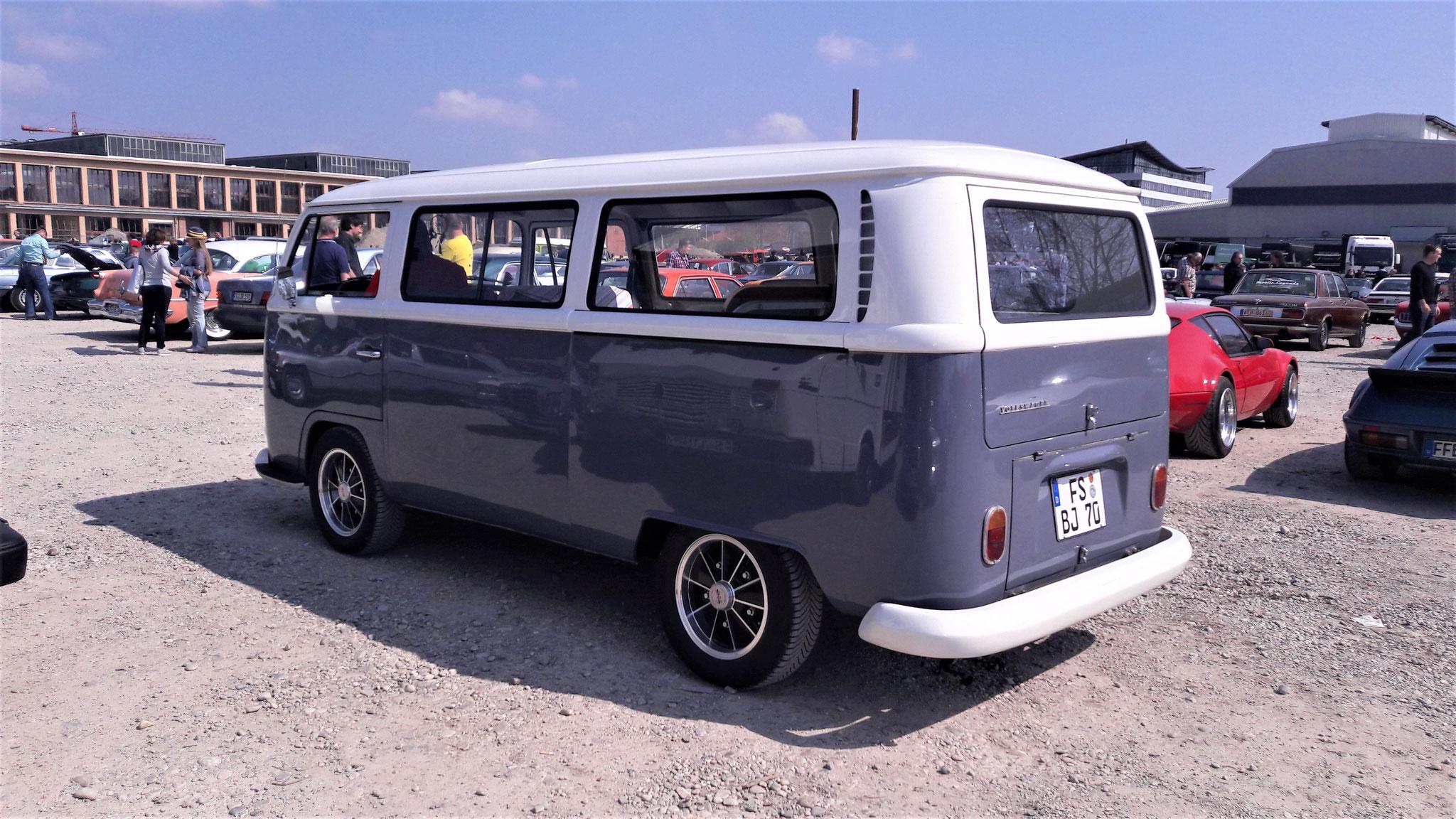 VW T2 - FS-BJ-70