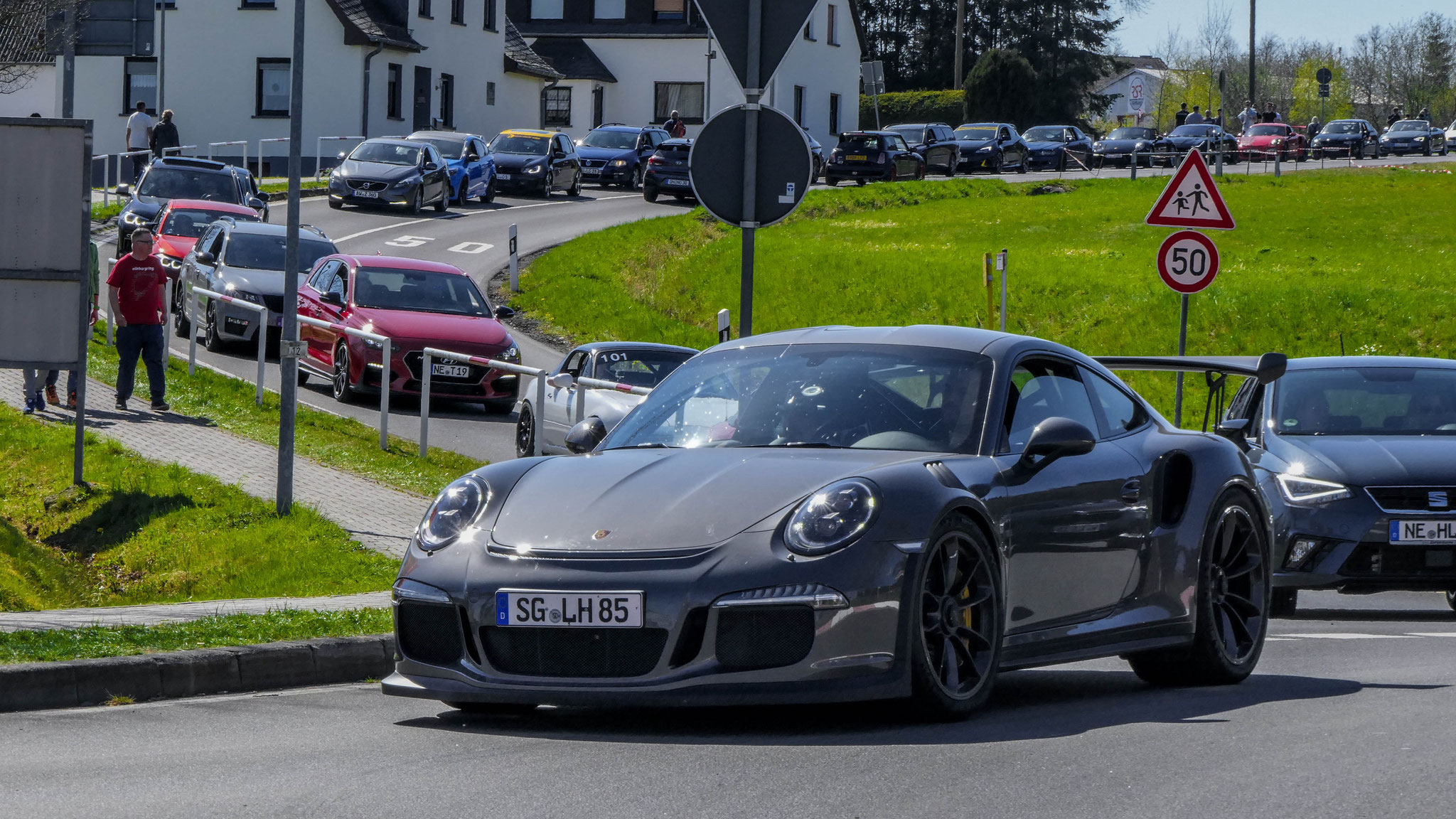Porsche 911 GT3 RS - SG-LH-85