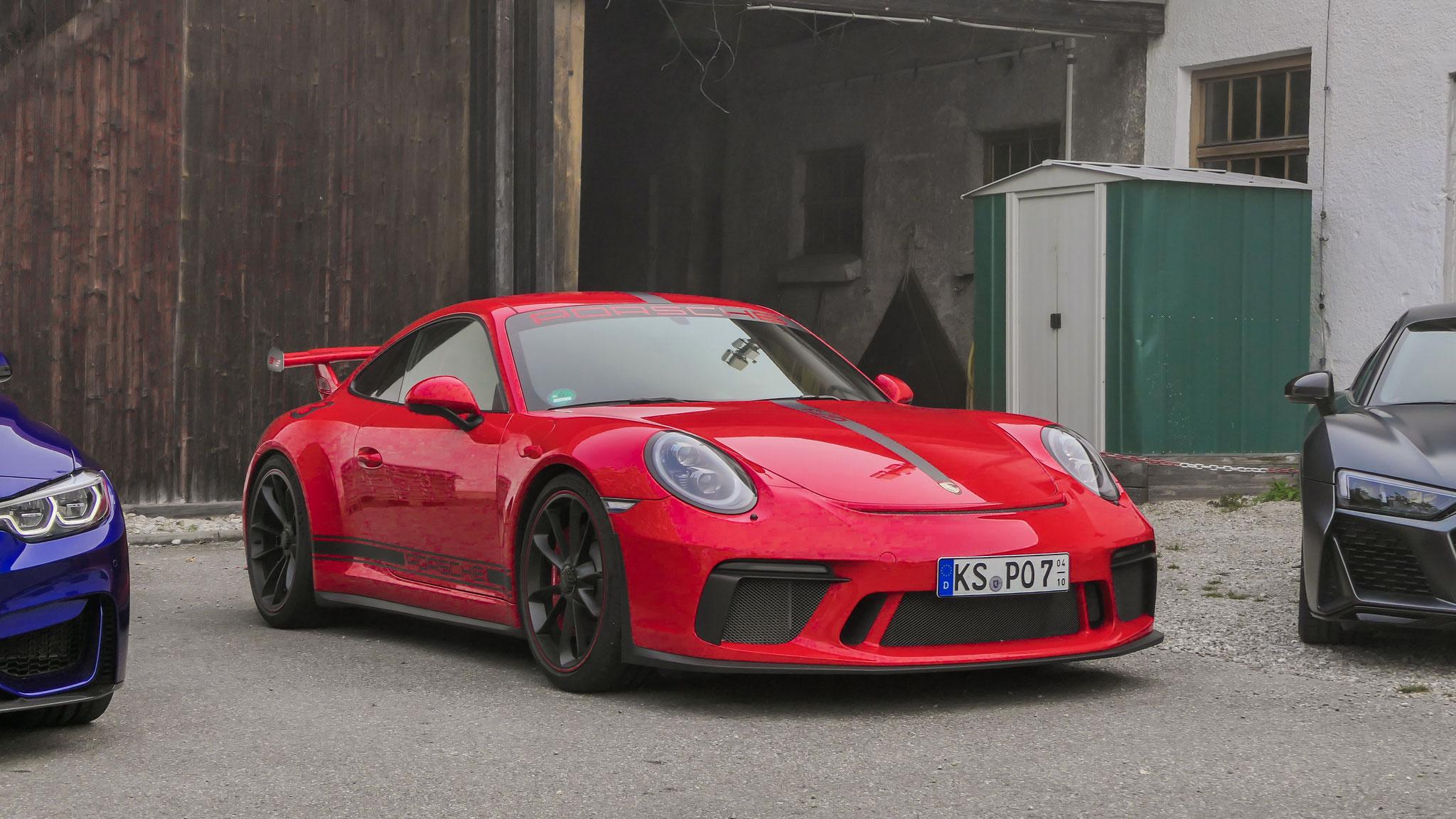 Porsche 991 GT3 - KS-PO-7