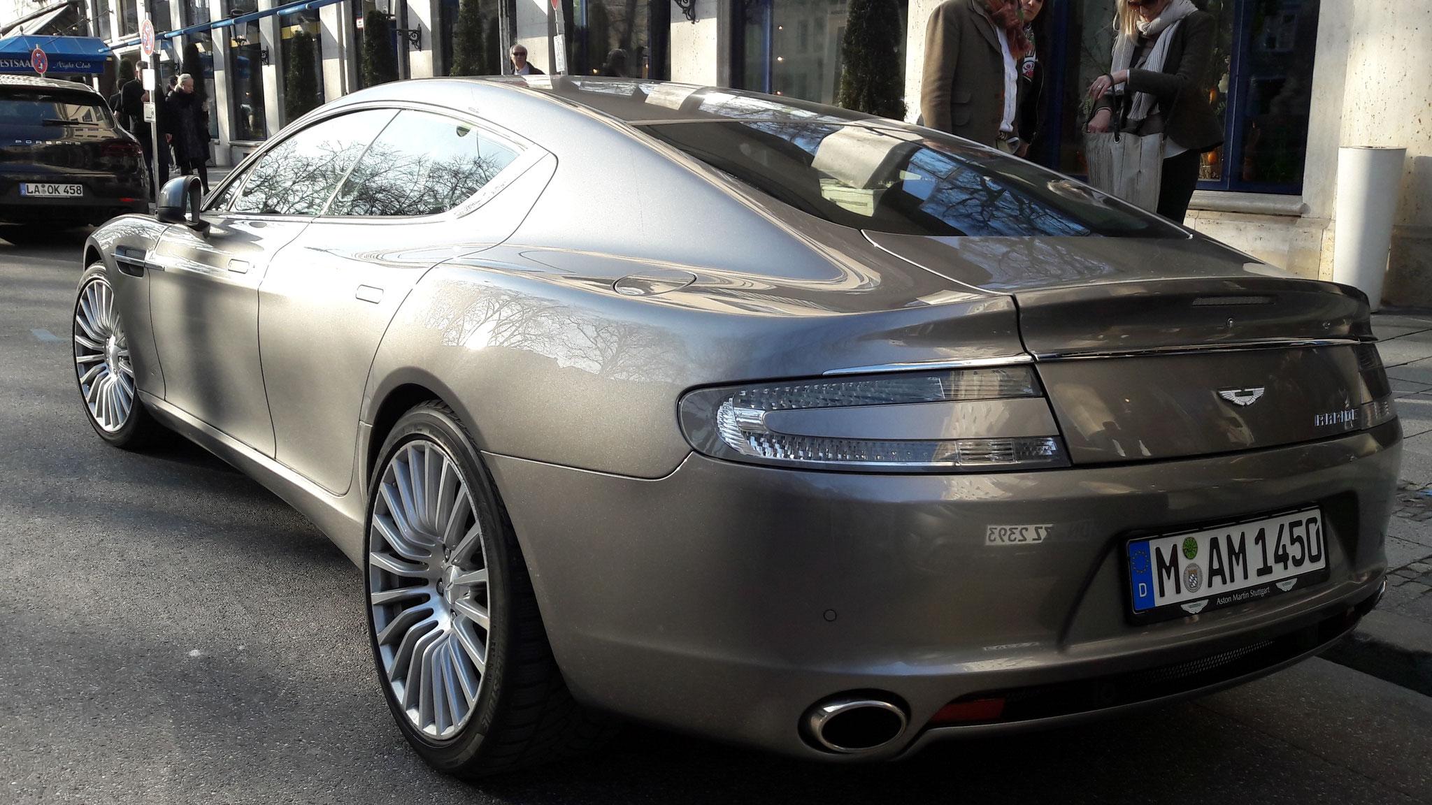 Aston Martin Rapide - M-AM-1450