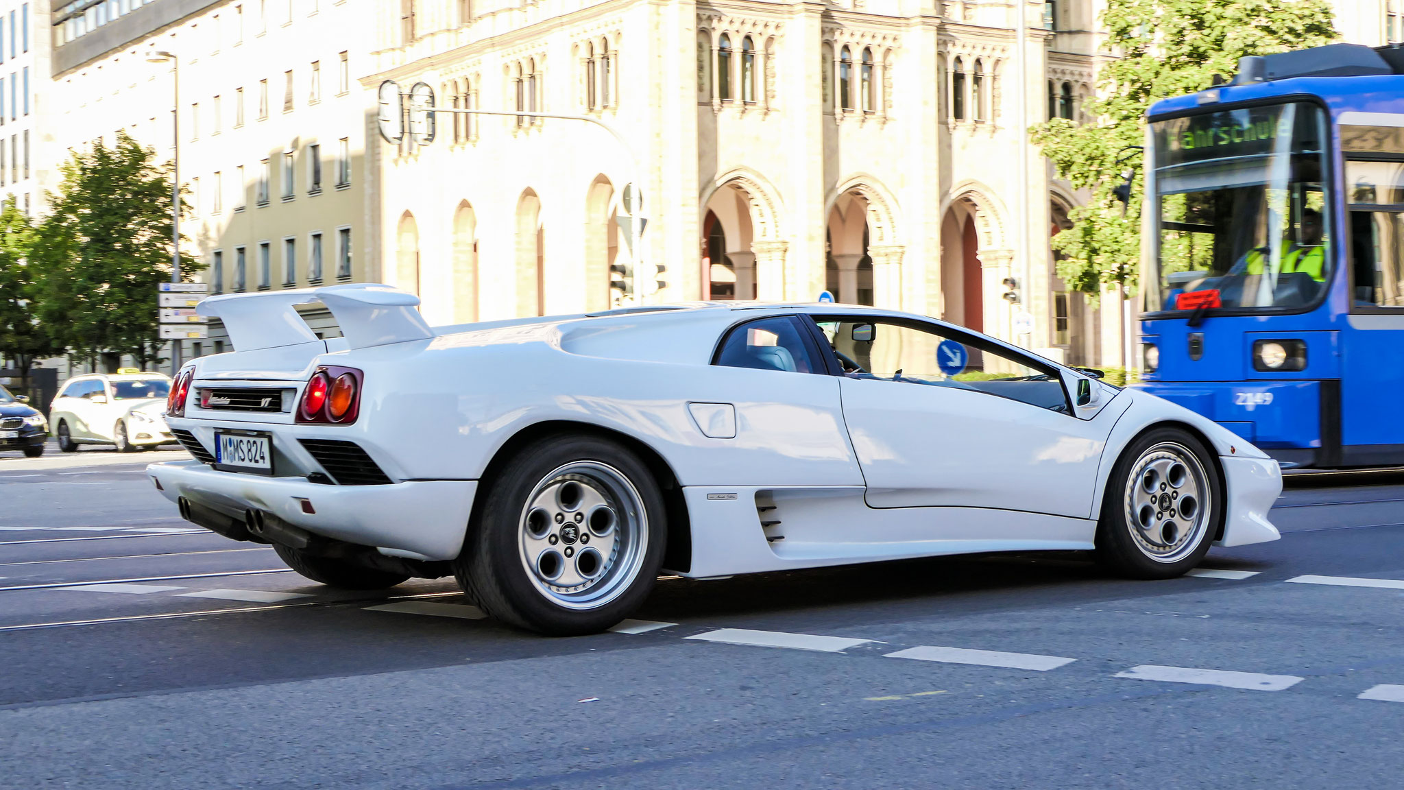 Lamborghini Diablo VT - M-MS-824
