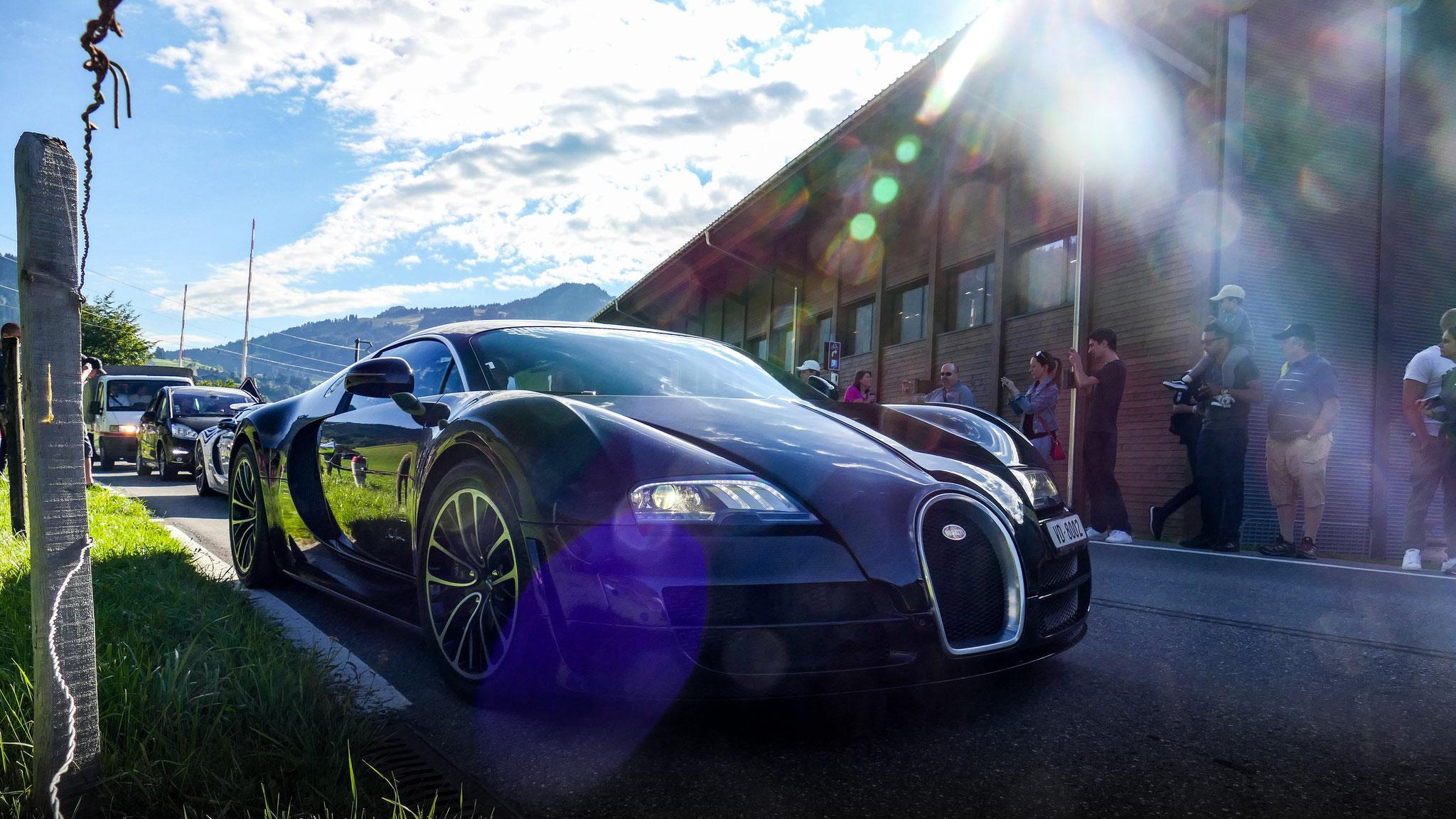 Bugatti Veyron Super Sport - VD-8002 (CH)
