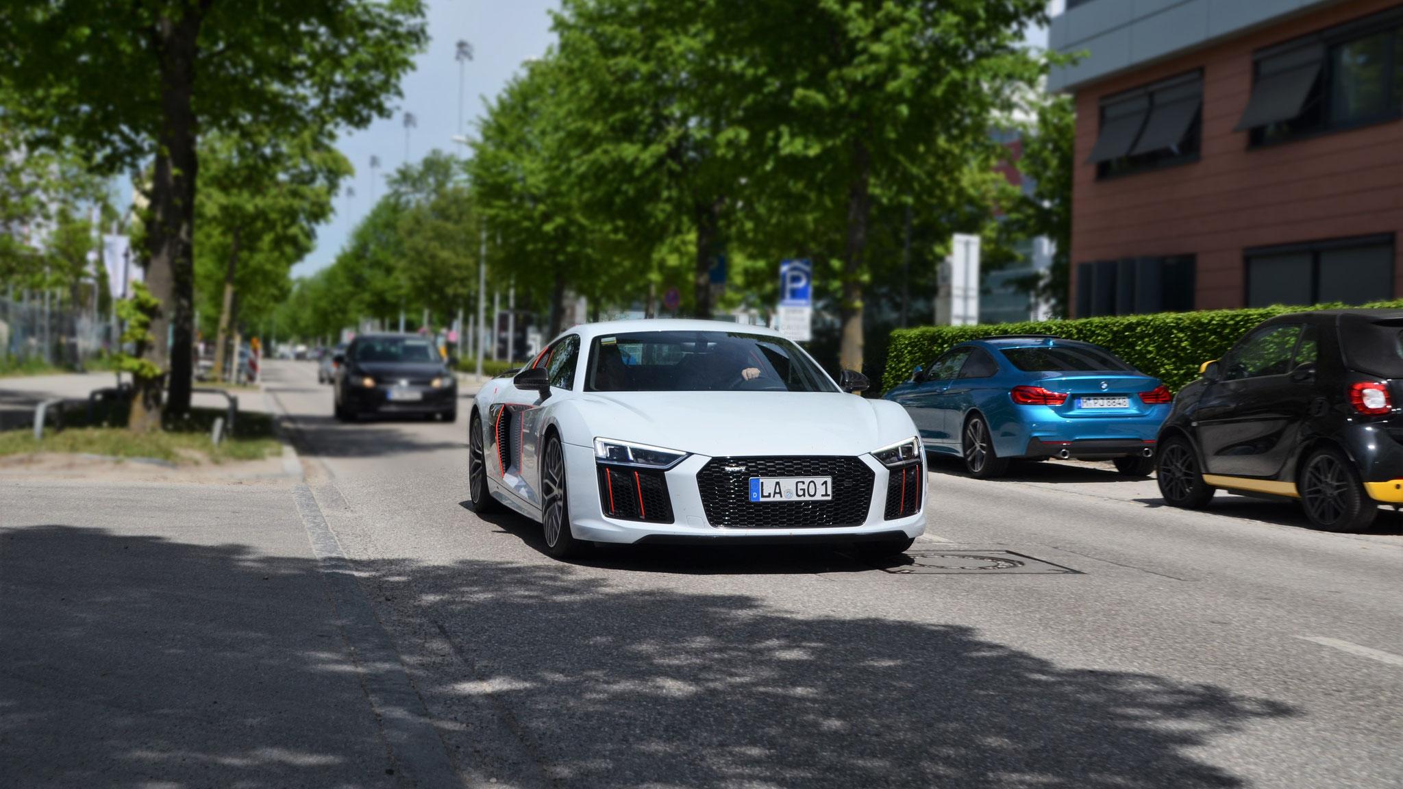 Audi R8 V10 - LA-GO-1