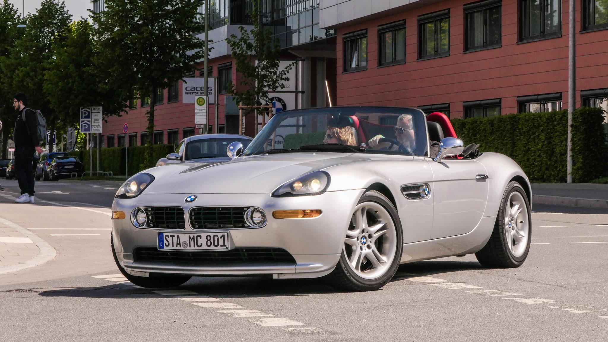 BMW Z8 - STA-MC-801
