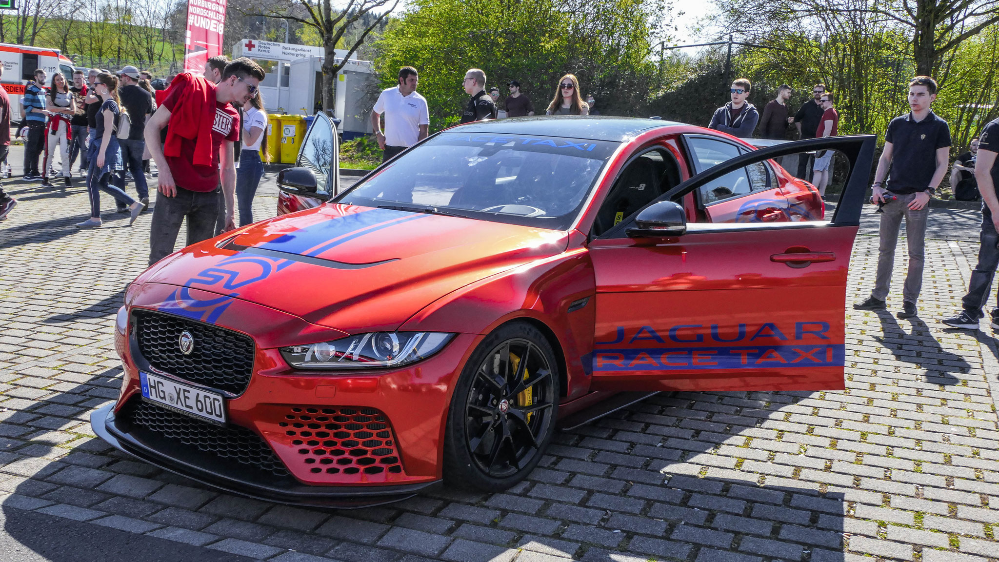 Jaguar XE Project 8 - HG-XE-600