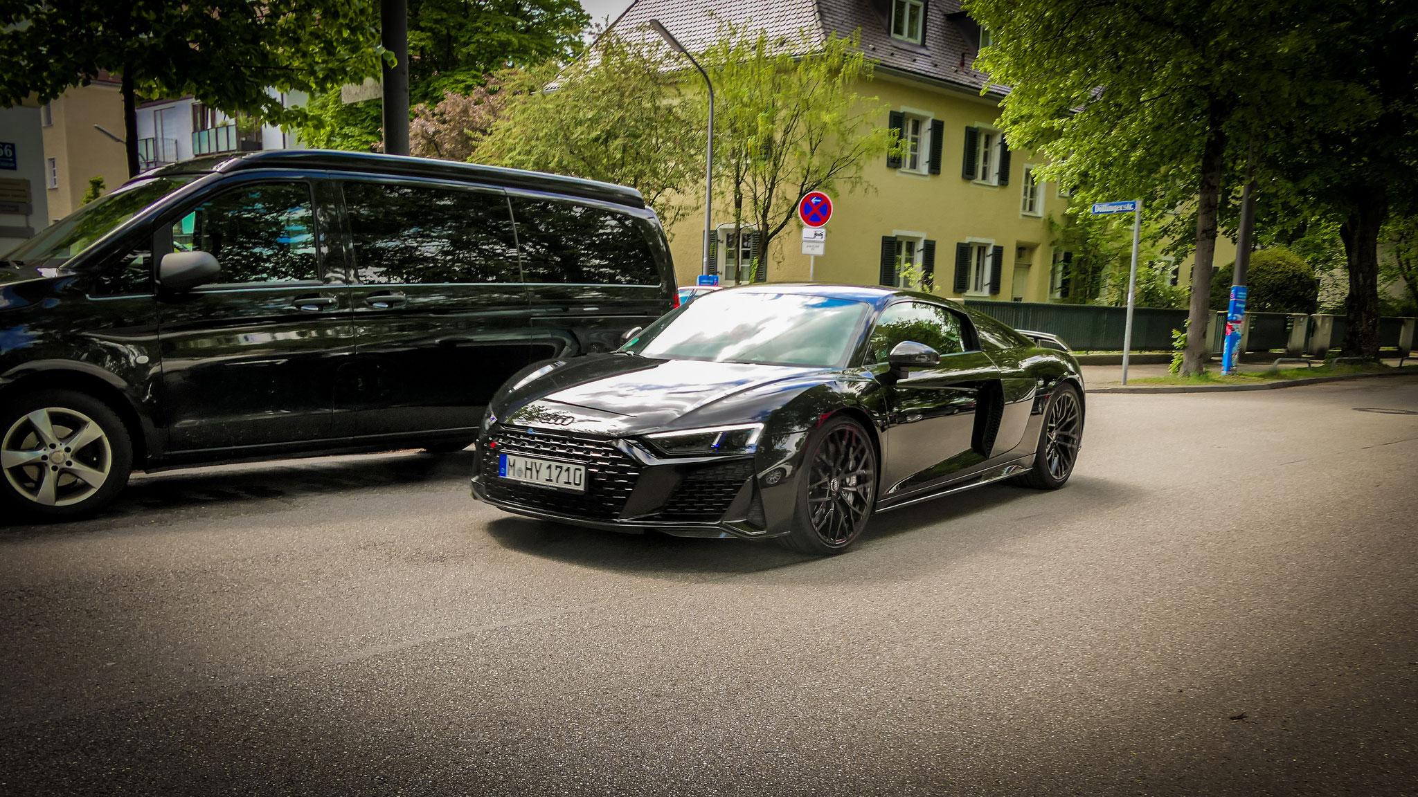 Audi R8 V10 Spyder - M-HY-1710
