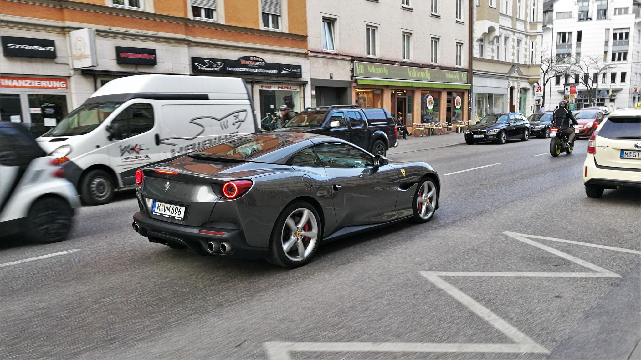 Ferrari Portofino - M-VM-696