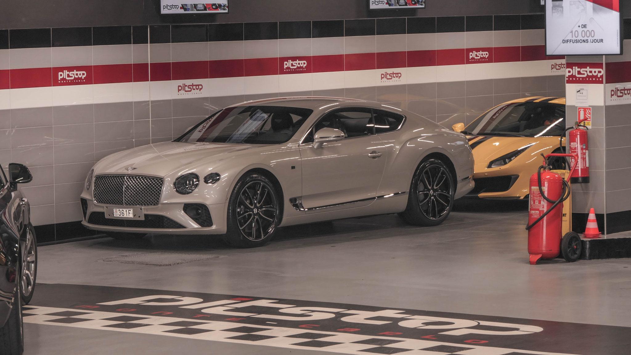 Bentley Continental GT - 361F (MC)