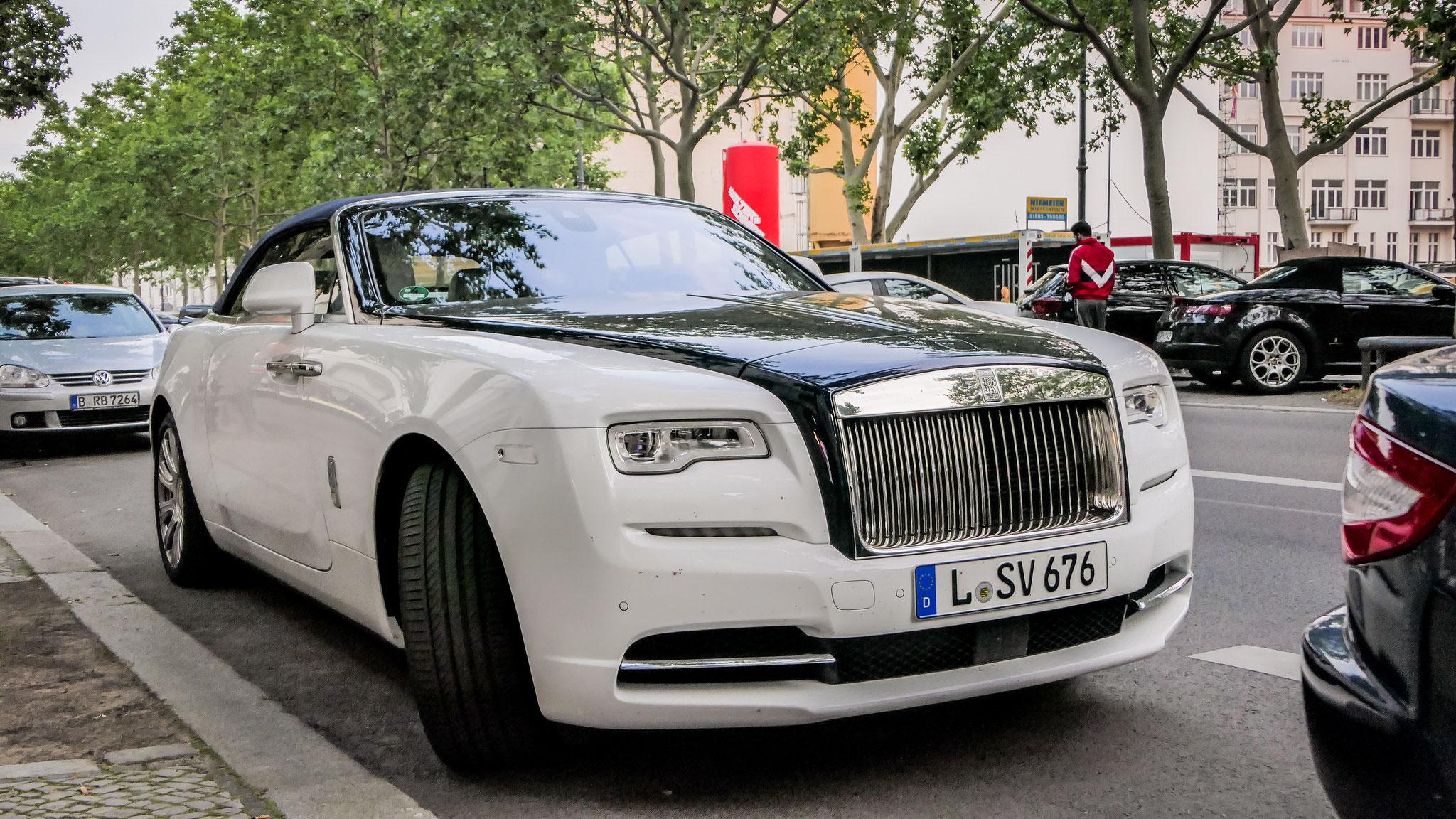 Rolls Royce Dawn - L-SV-676