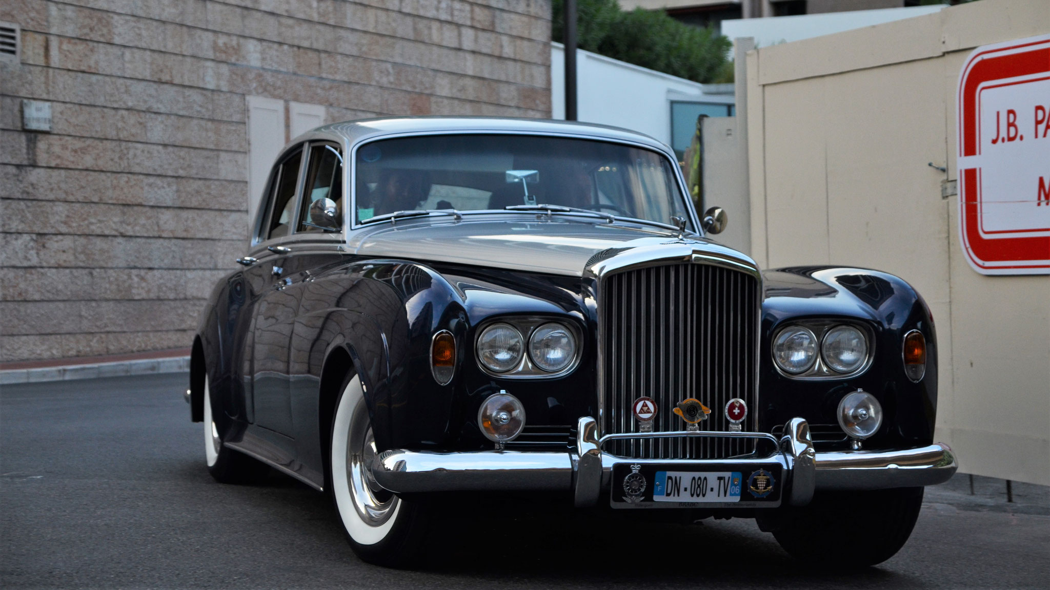 Bentley S3 Continental - DN-080-TV-06 (FRA)