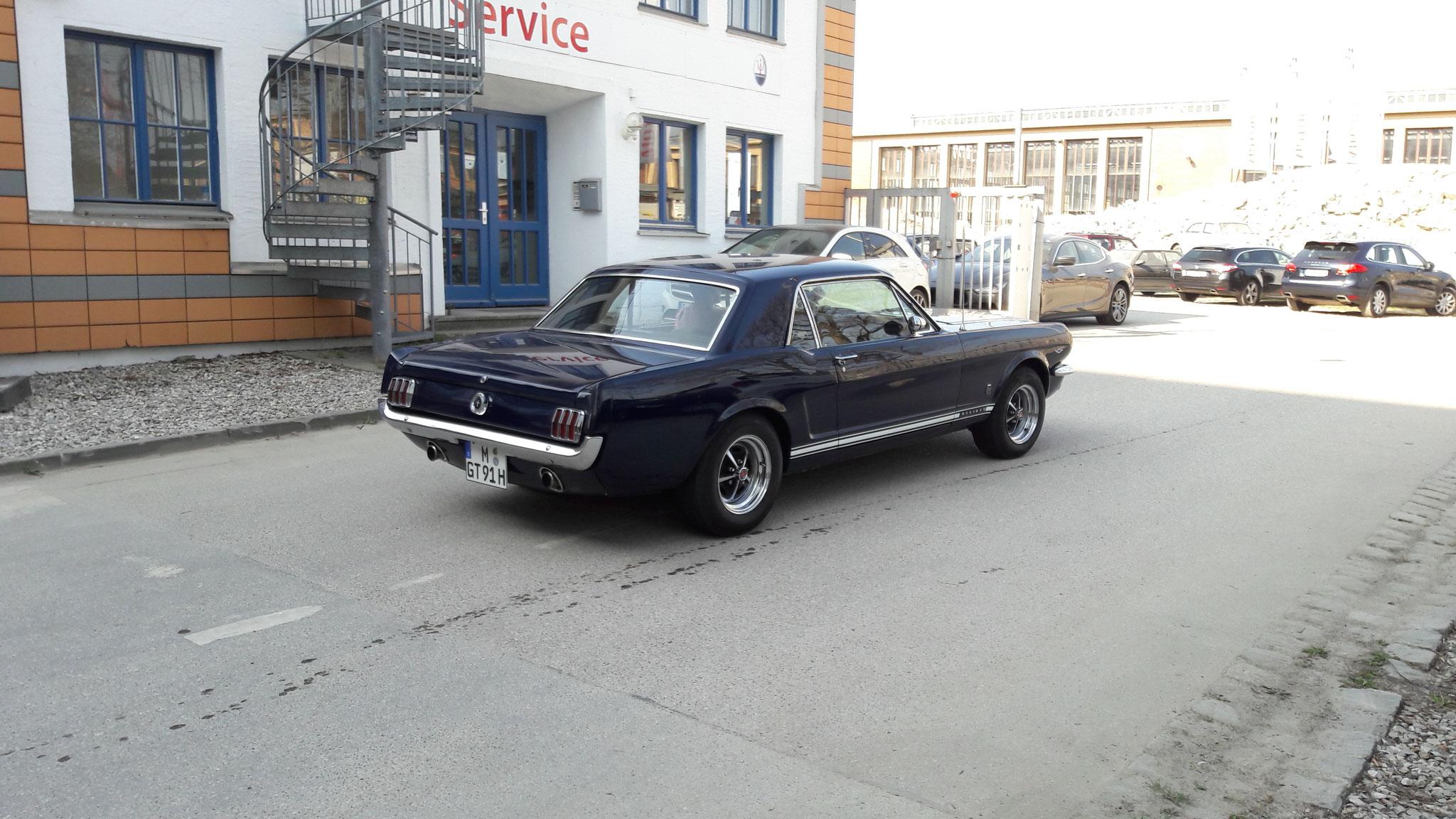 Mustang I - M-GT-91H