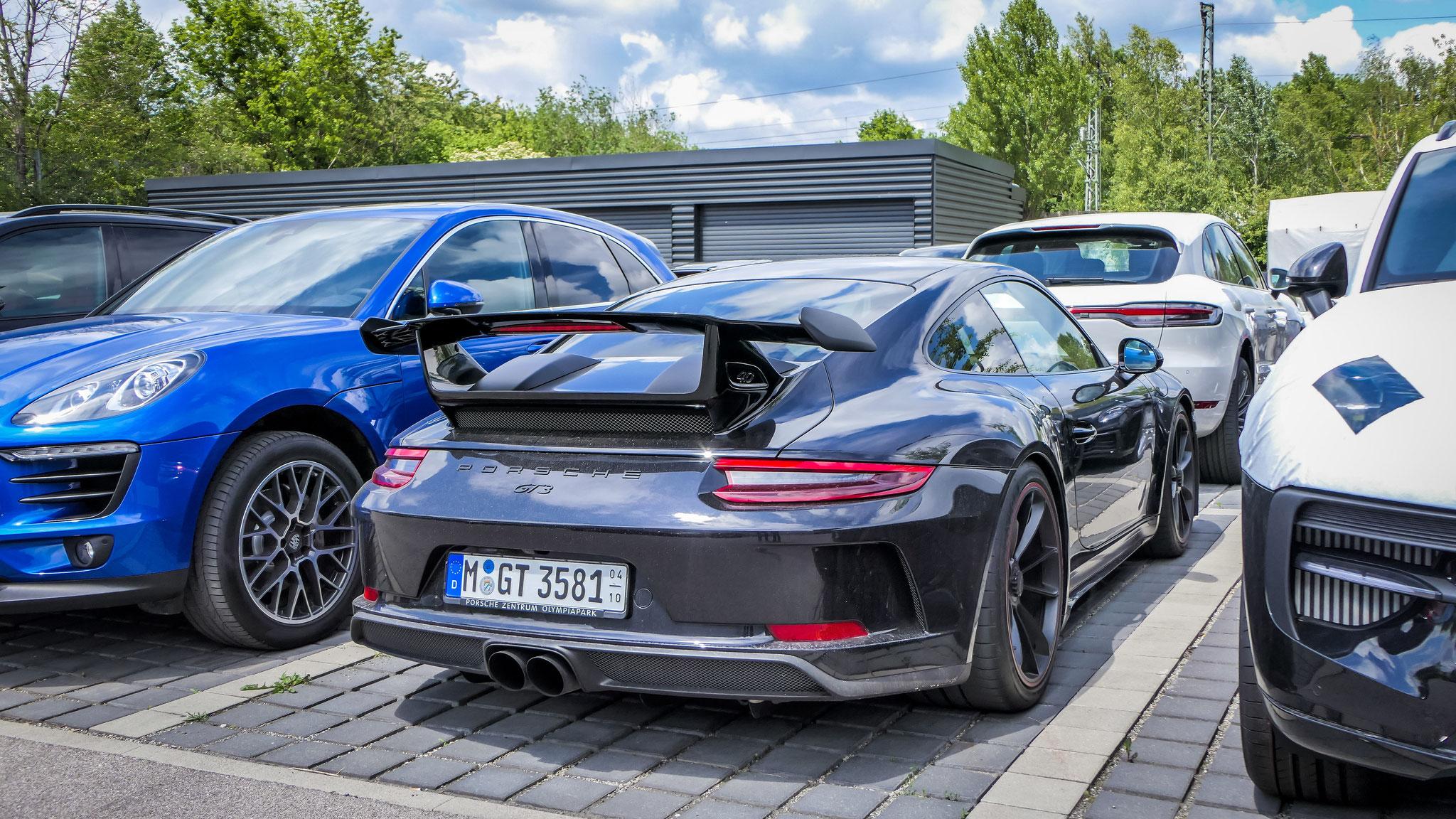 Porsche 991 GT3 - M-GT-3581