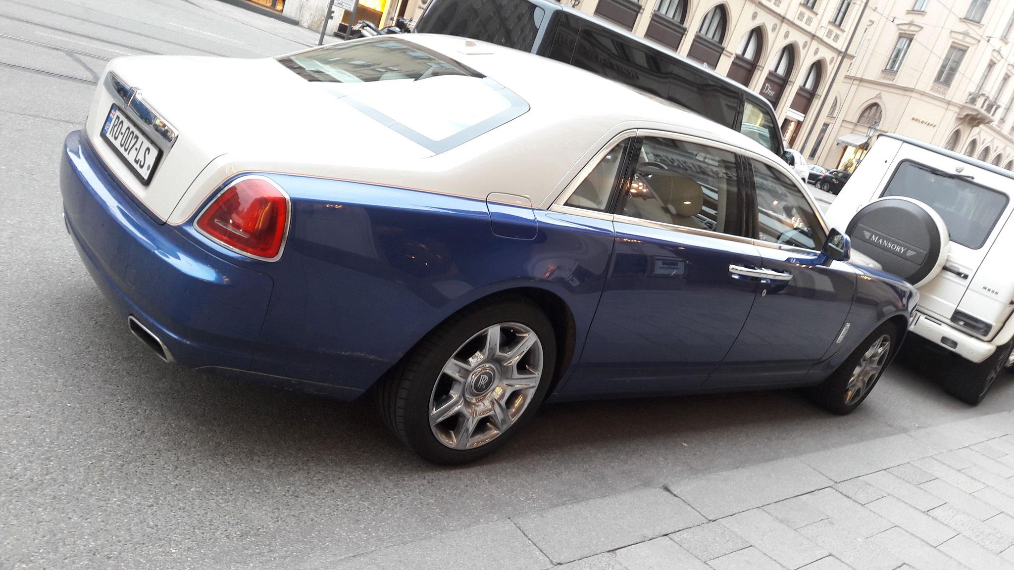 Rolls Royce Ghost - RO-007-LS