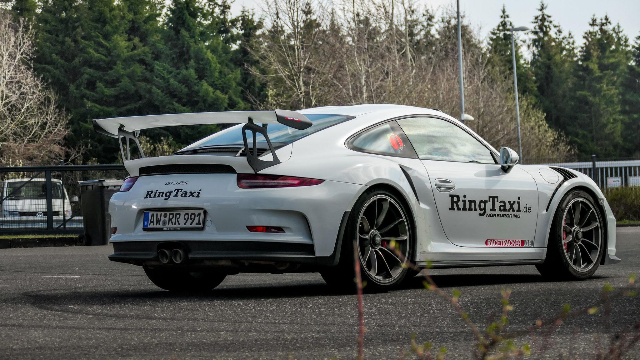 Porsche 911 GT3 RS - AW-RR-991