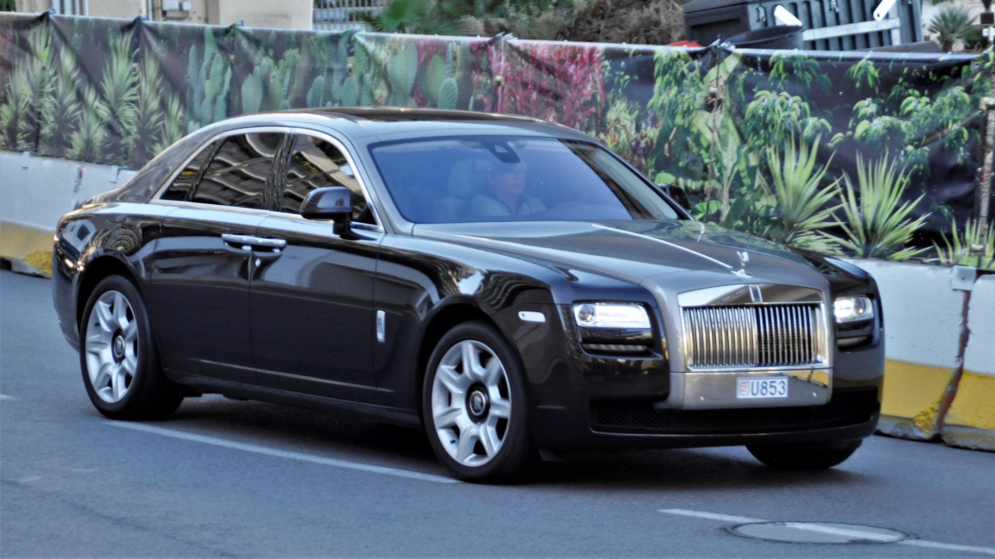 Rolls Royce Ghost - U853 (MC)
