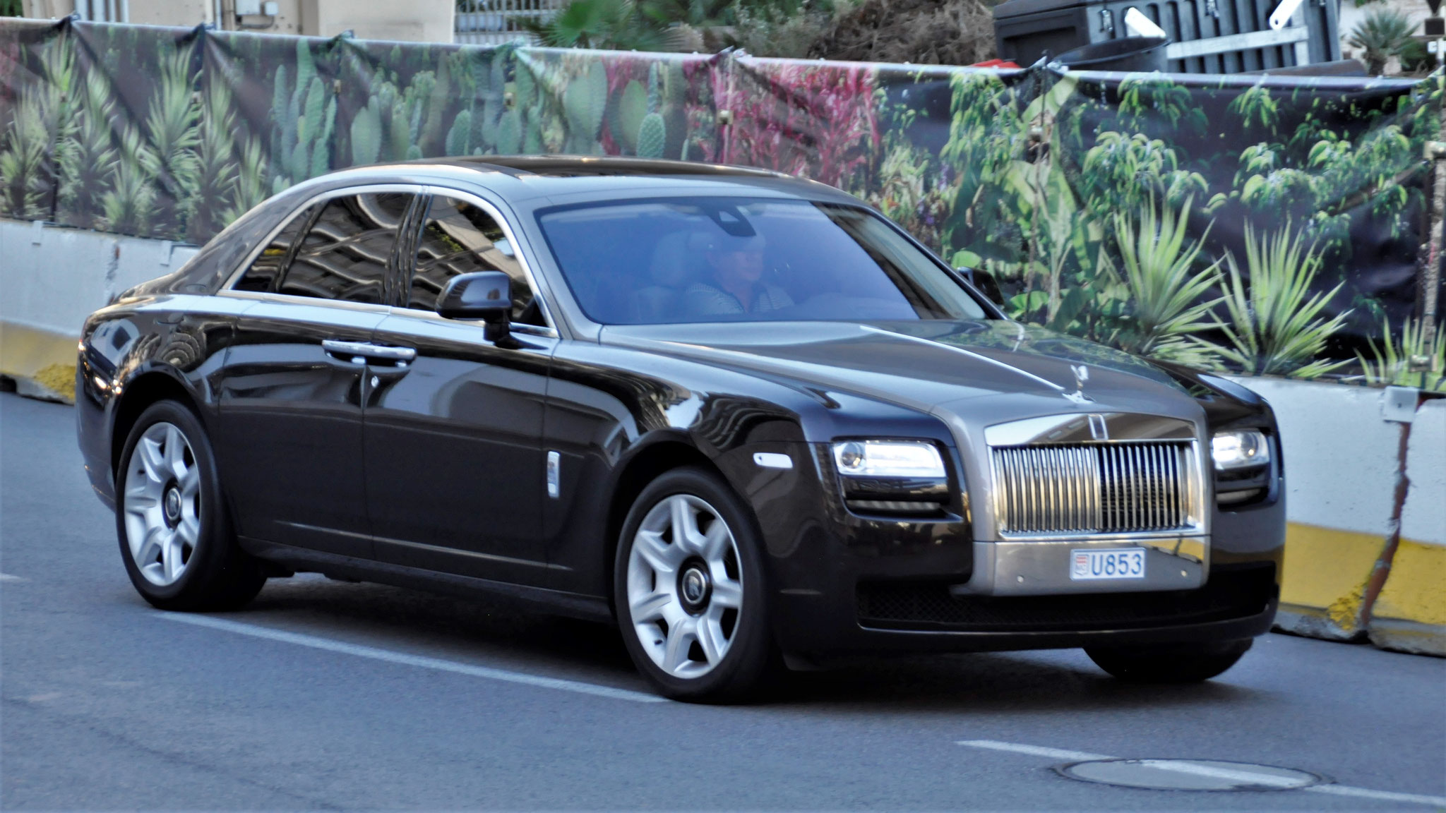 Rolls Royce Ghost - U853 (MC)