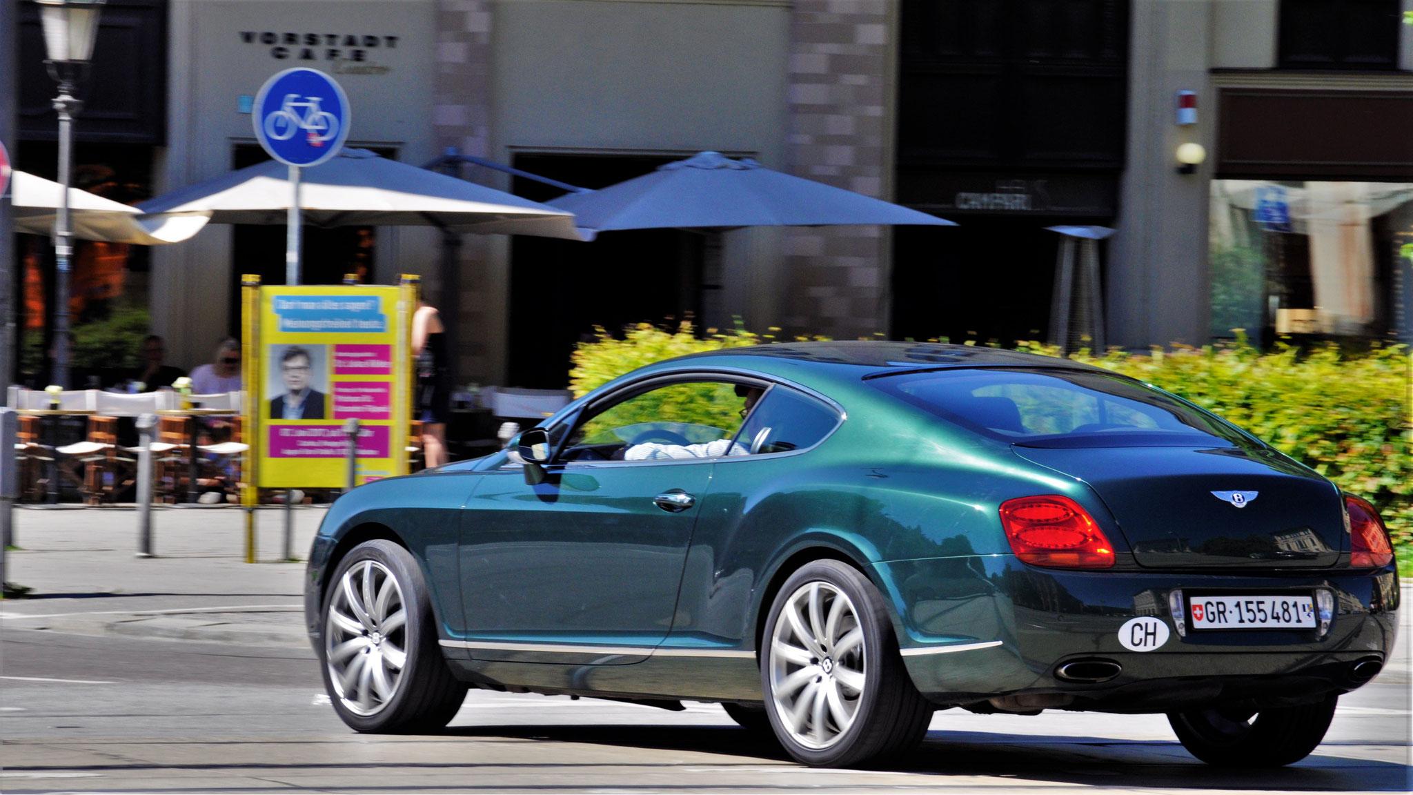 Bentley Continental GT - GR-155481 (CH)