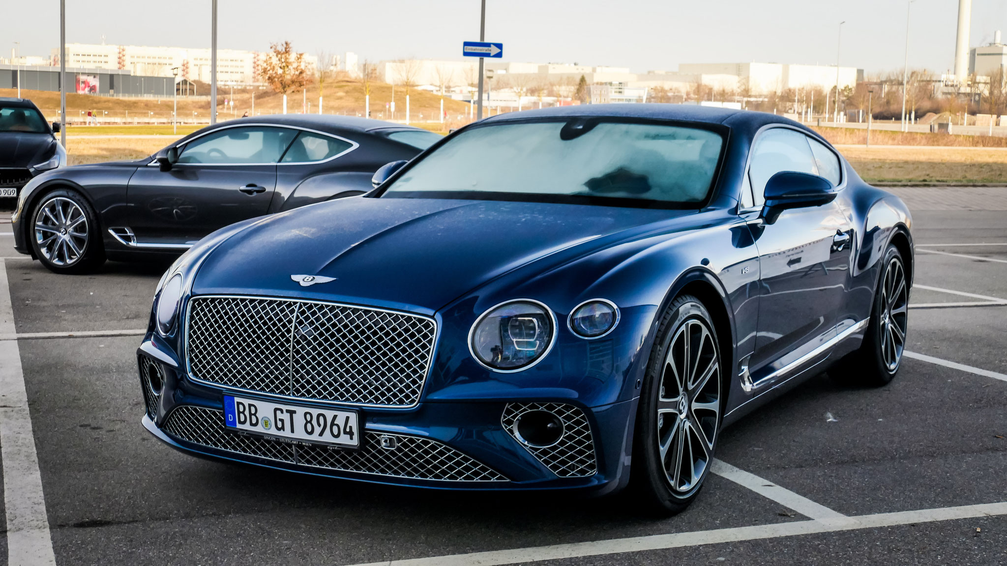 Bentley Continental GT - BB-GT-8964