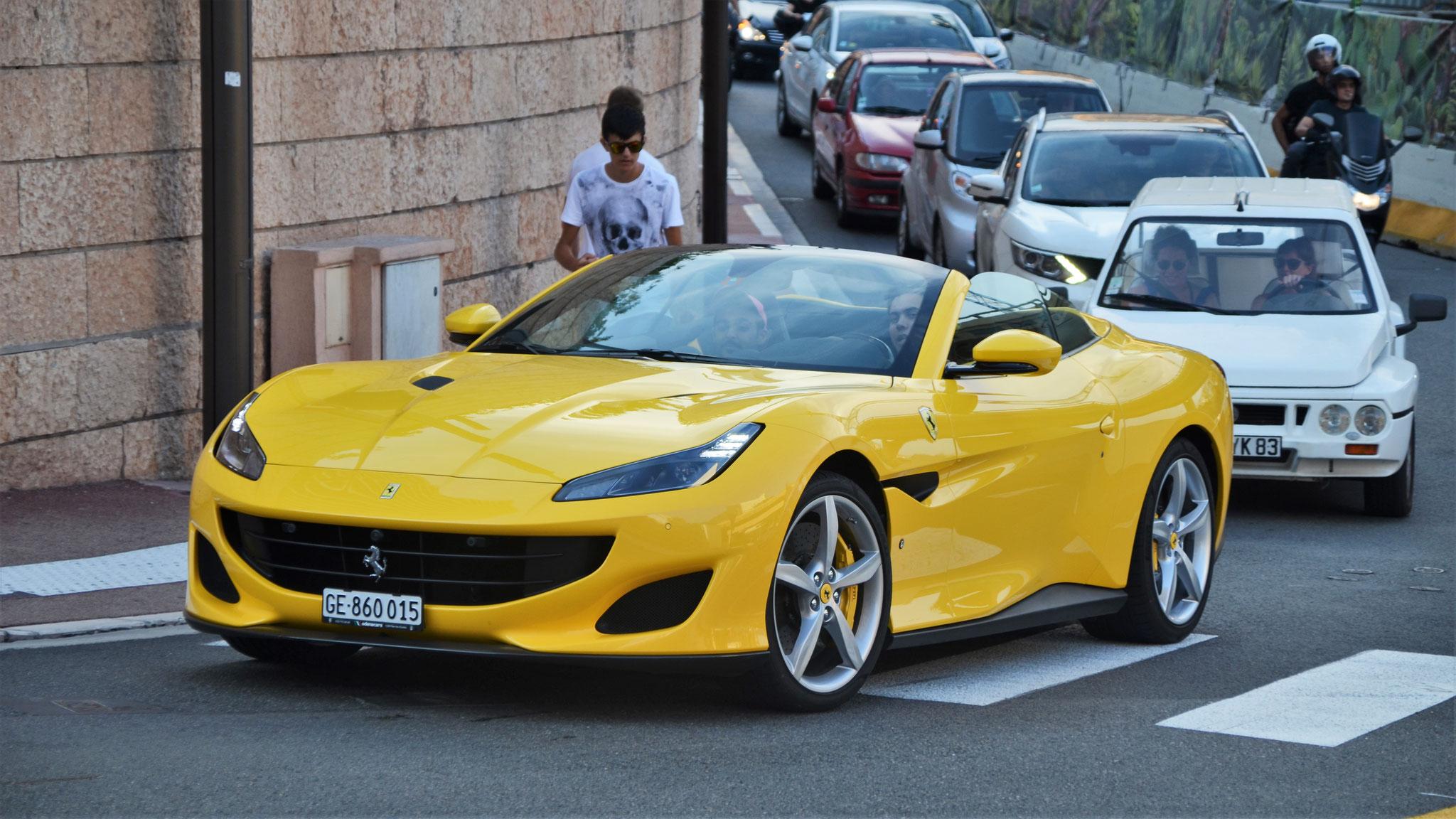 Ferrari Portofino - GE-860015 (CH)