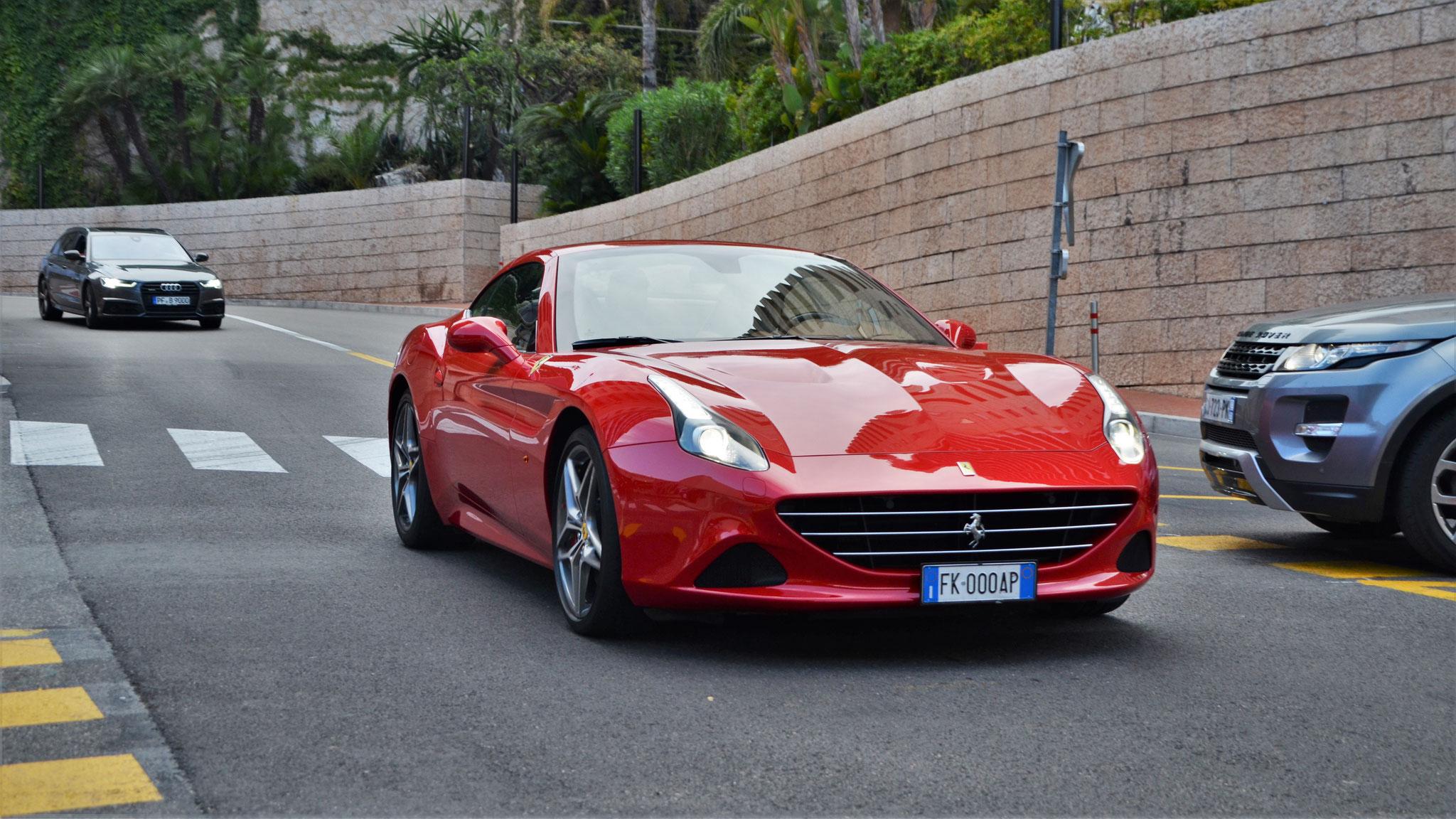 Ferrari California T - FK-000-AP (ITA)