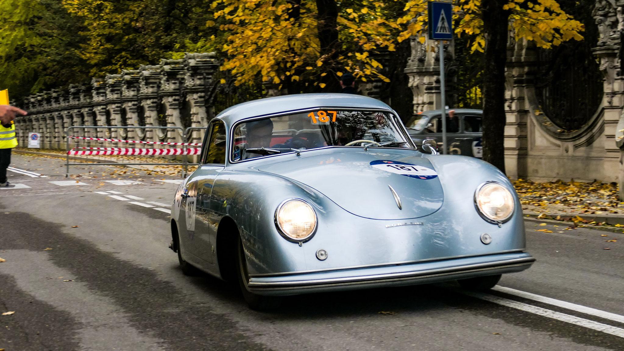 Porsche 356 1500 - FV-195-GM (ITA)