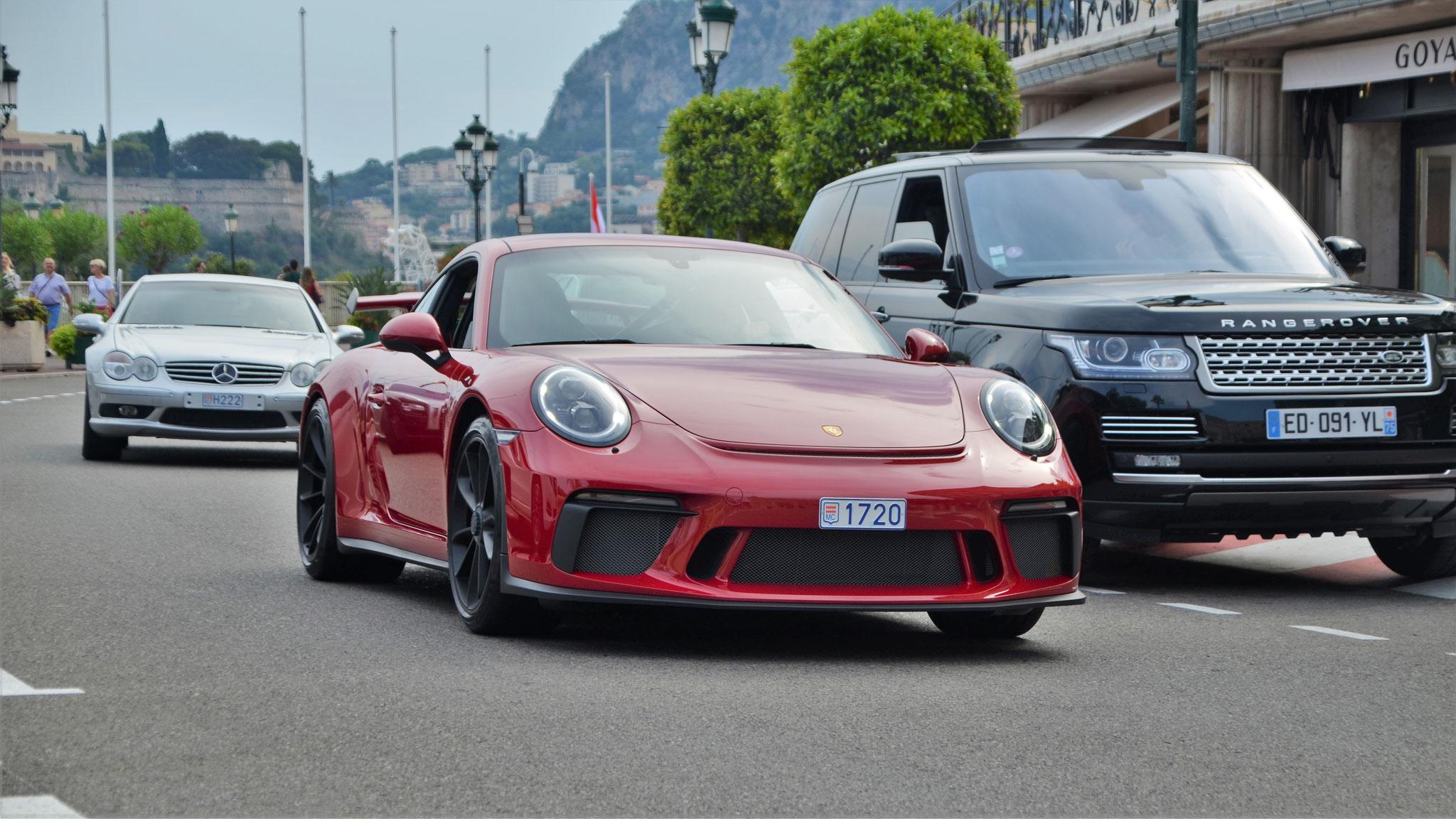 Porsche 991 GT3 - 1720 (MC)