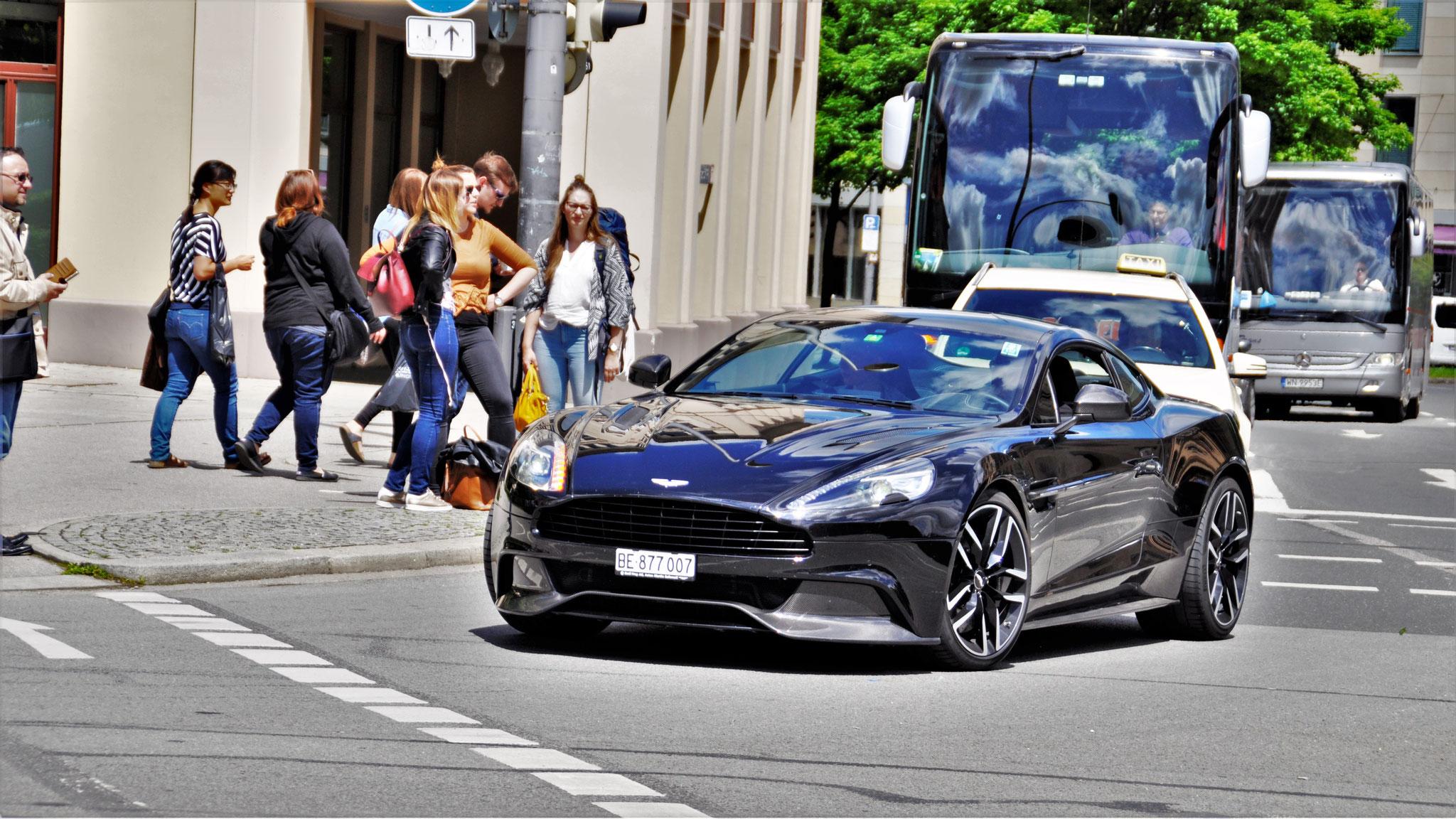 Aston Martin Vanquish - BE-877007 (CH)