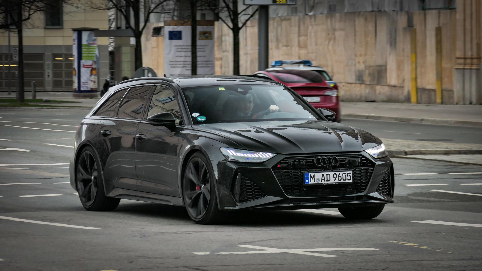 Audi RS6 - M-AD-9605