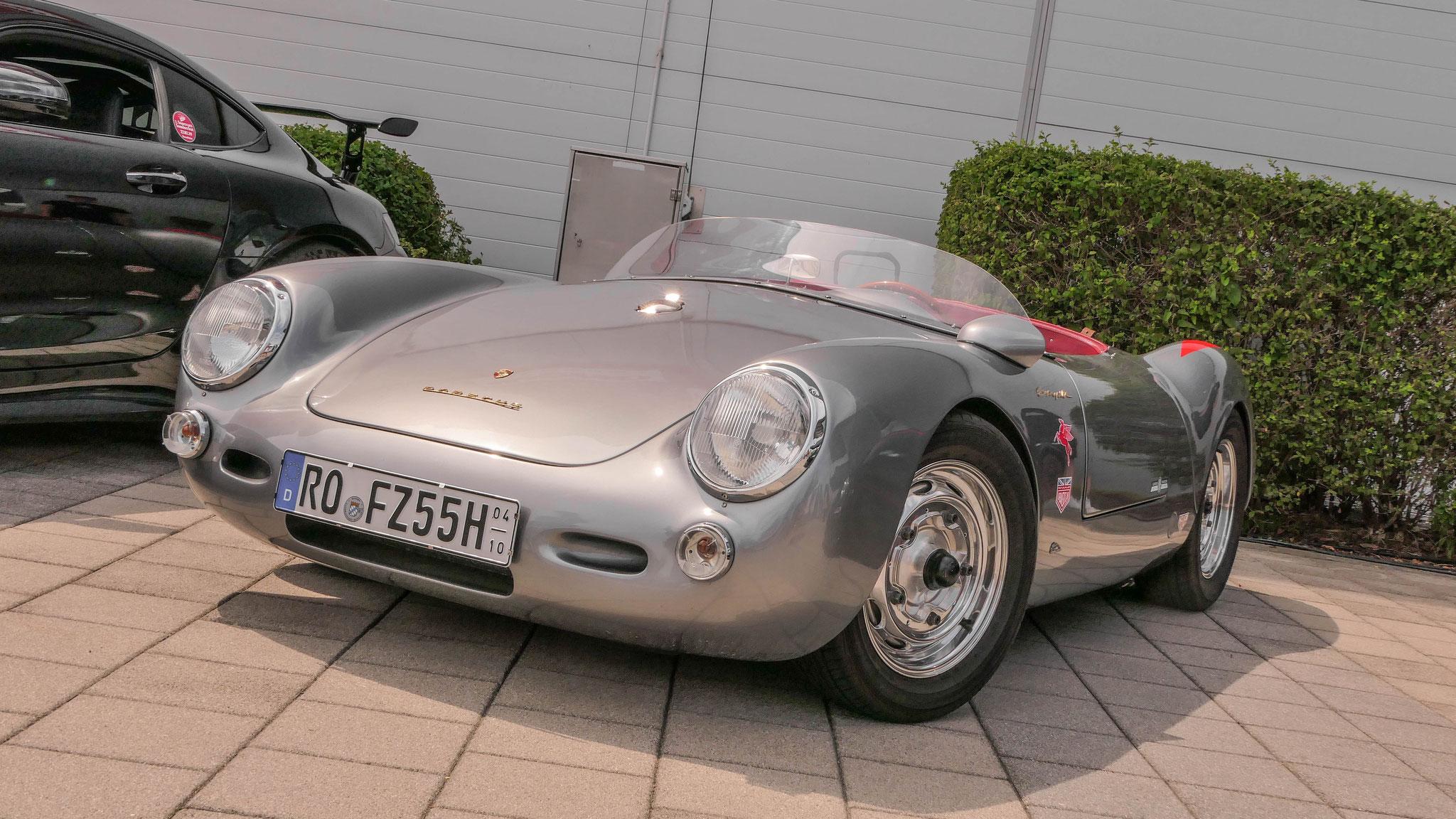 Porsche 550 Spyder - RO-FZ-55H
