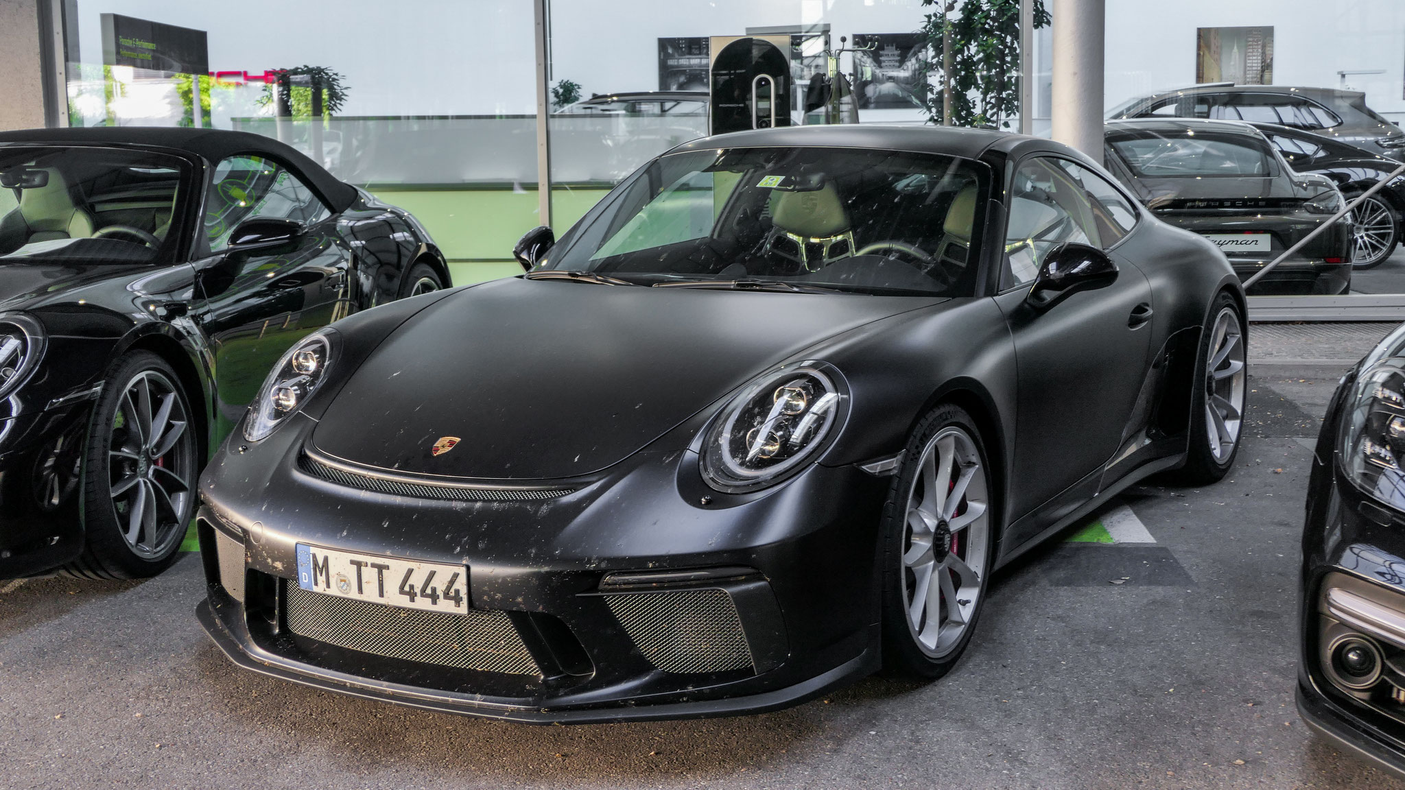 Porsche 991 GT3 Touring Package - M-TT-444