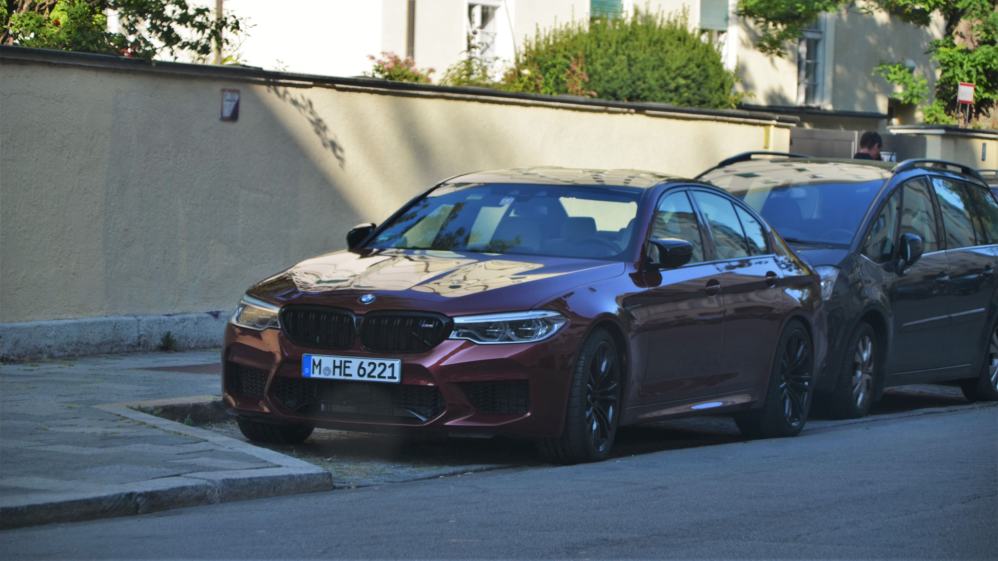 BMW M5 - M-HE-6221