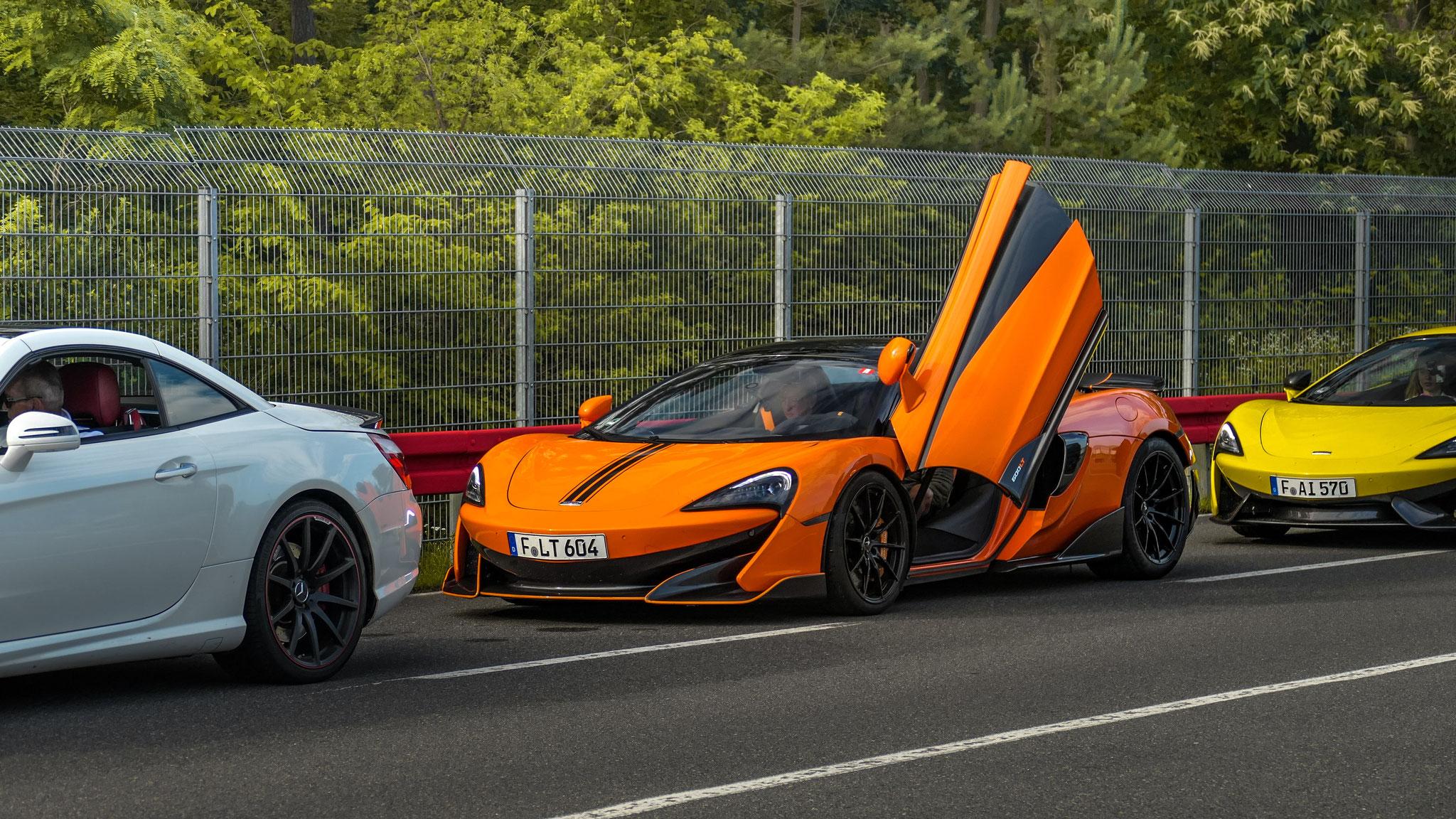 McLaren 600LT - F-LT-604